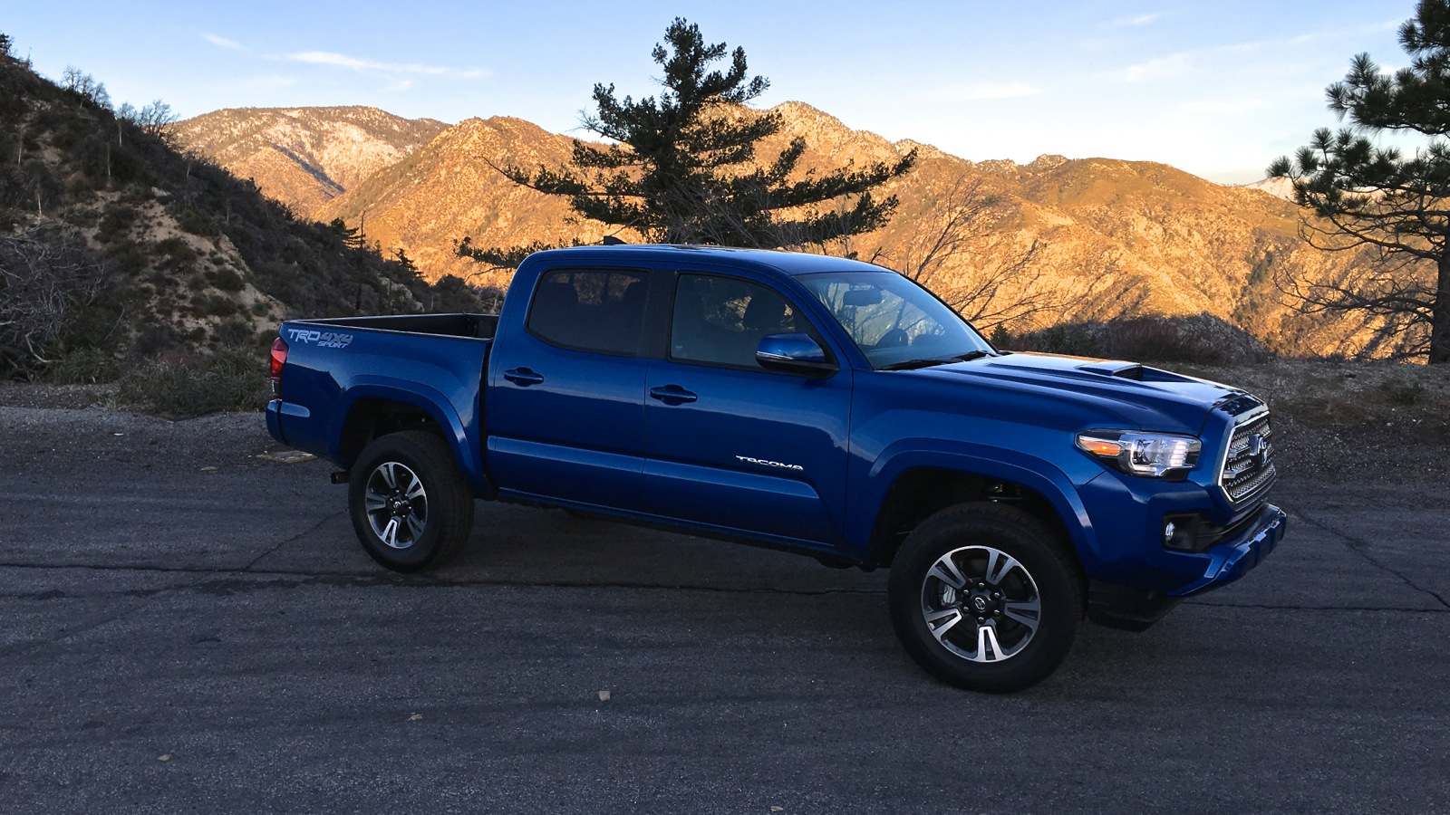 2016 Toyota Tacoma Review Photos Caradvice