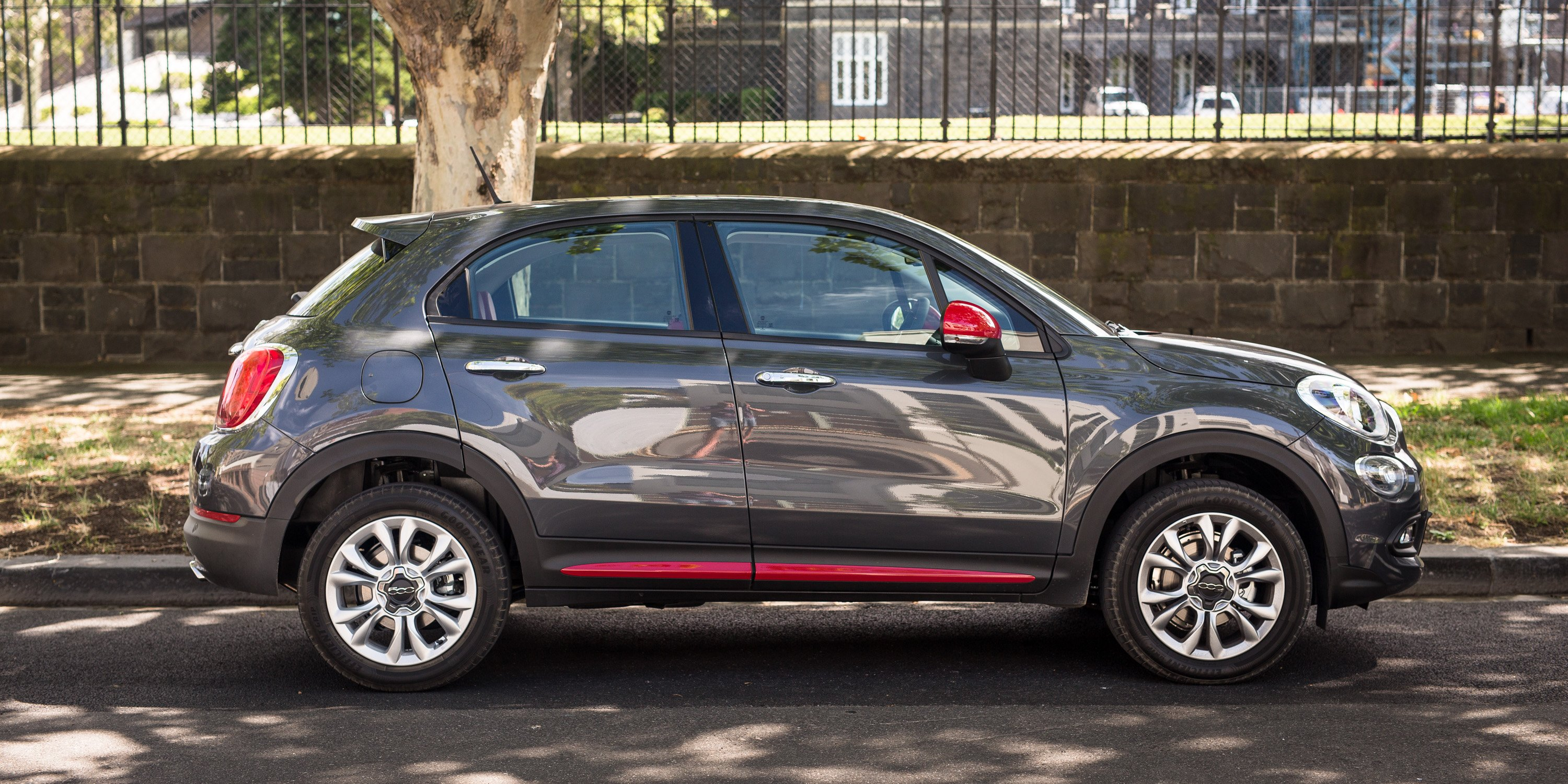 Fiat 500 Pop >> 2016 Fiat 500X Pop Star Review - photos | CarAdvice
