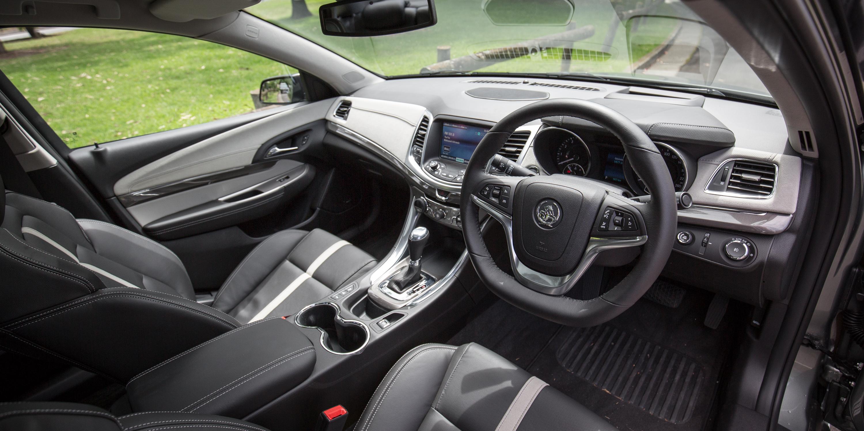 2016 Holden Caprice V Review - photos | CarAdvice