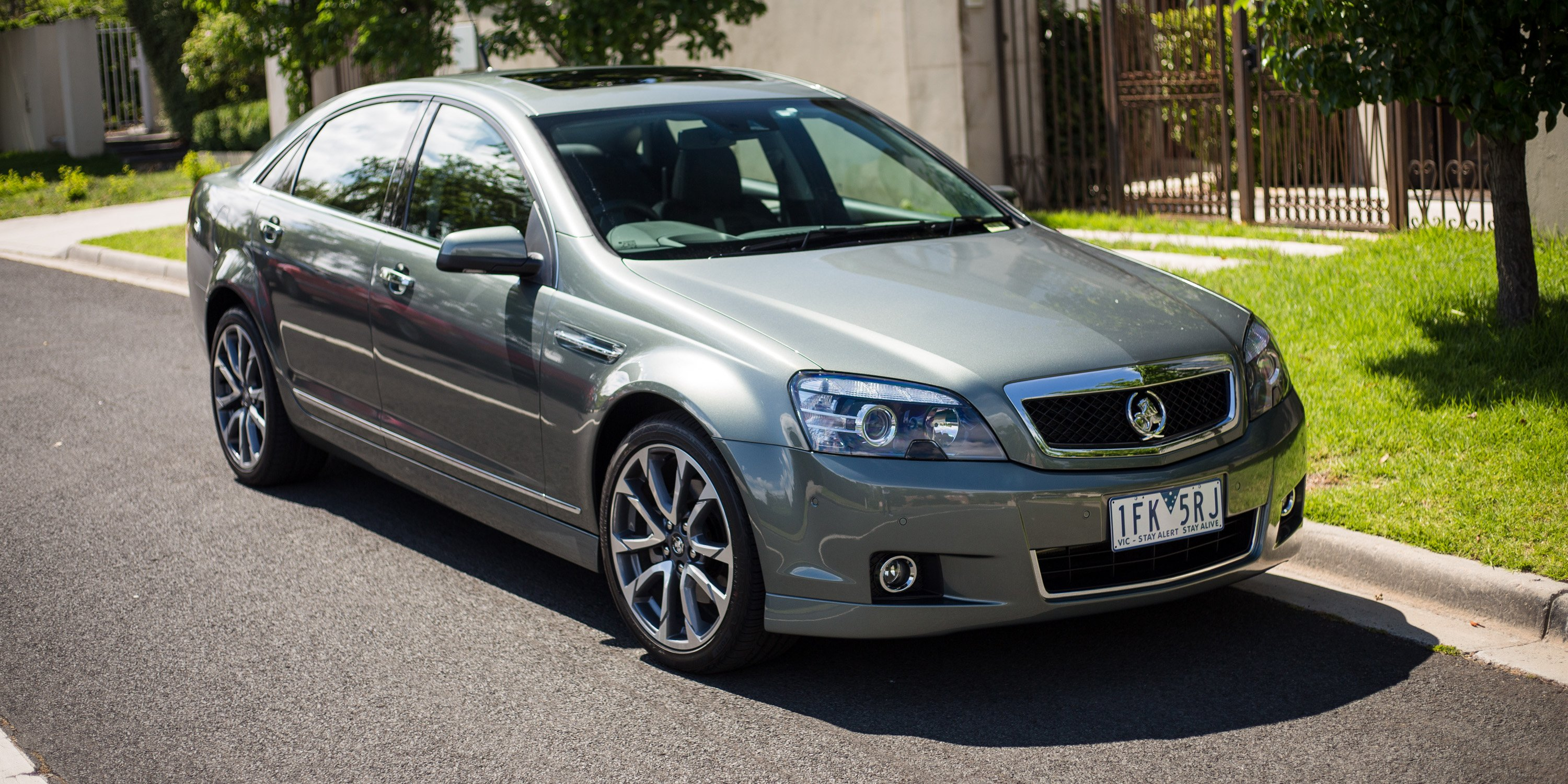 2016 Holden Caprice V Review Photos Caradvice