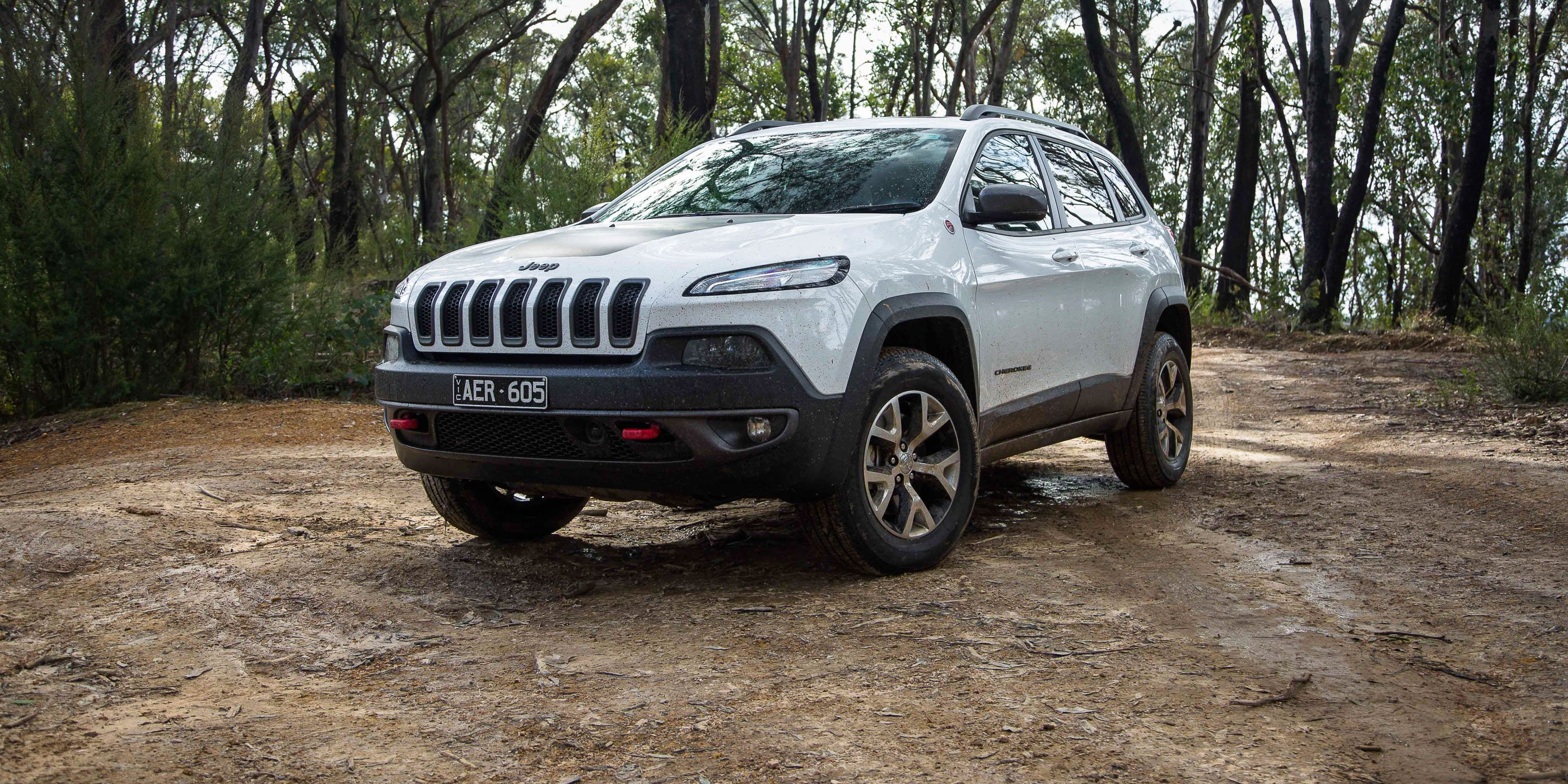 2016 Jeep Cherokee Trailhawk Review Photos Caradvice