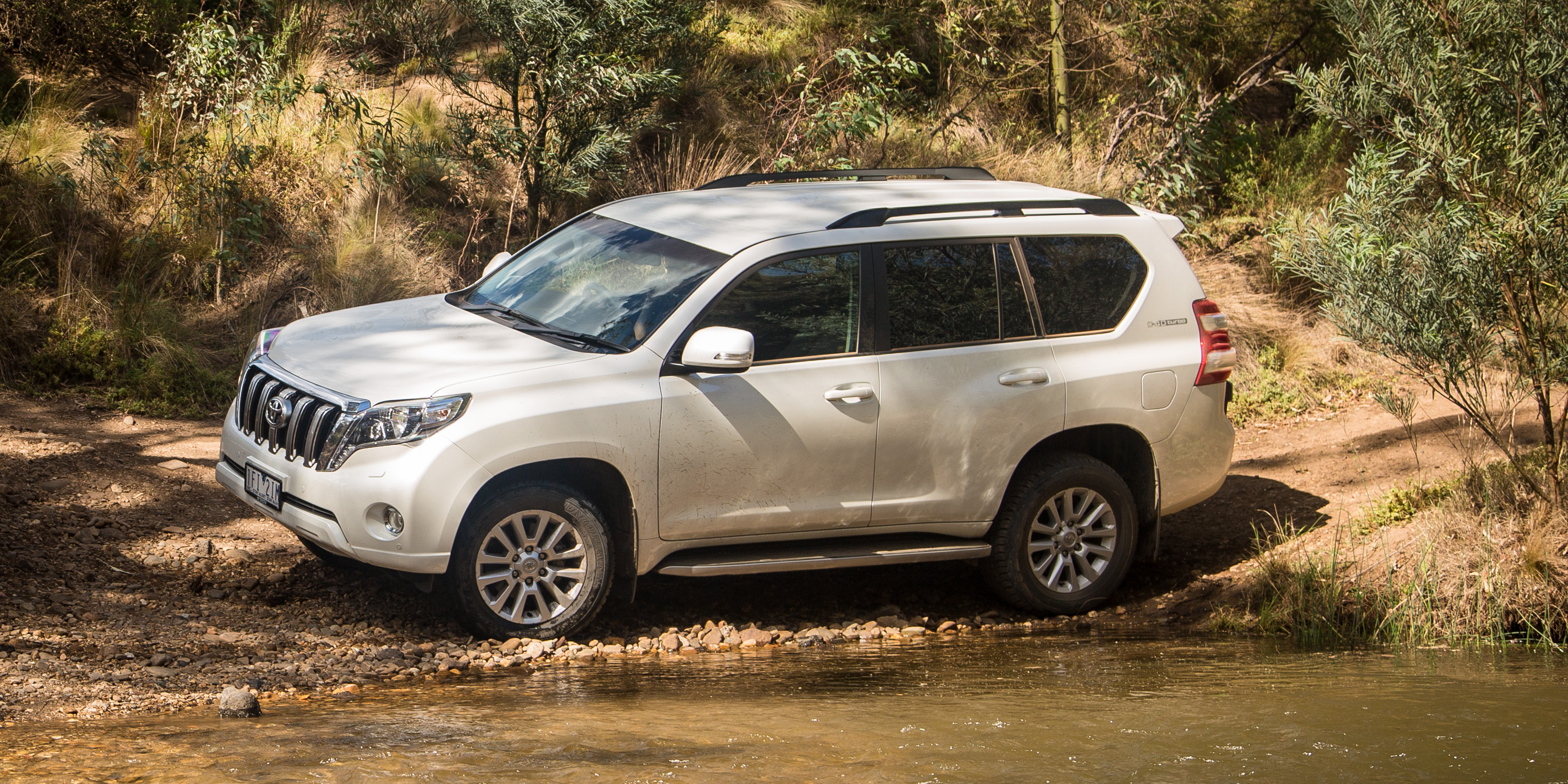 2016 toyota landcruiser prado vx review long term report. Black Bedroom Furniture Sets. Home Design Ideas