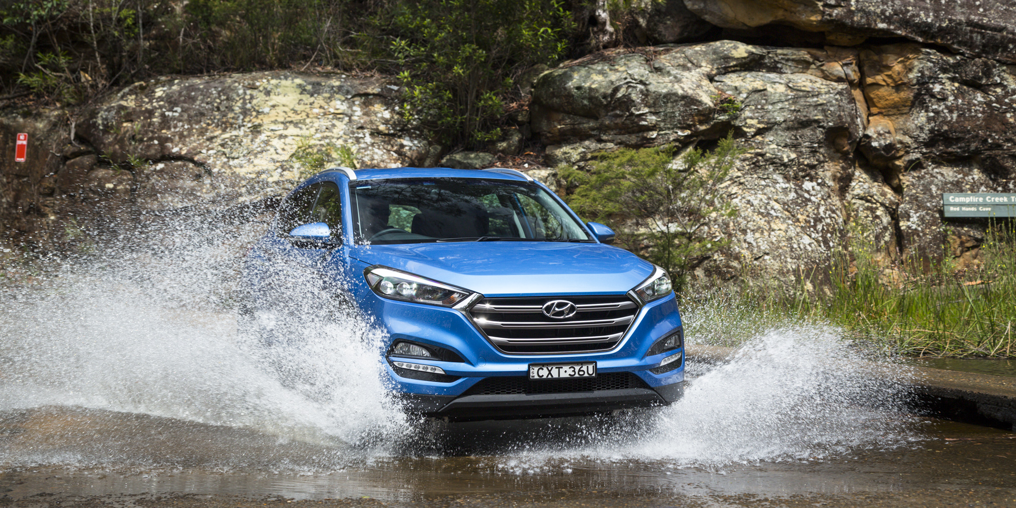 Hyundai Tucson five star ANCAP safety rating follows redesign