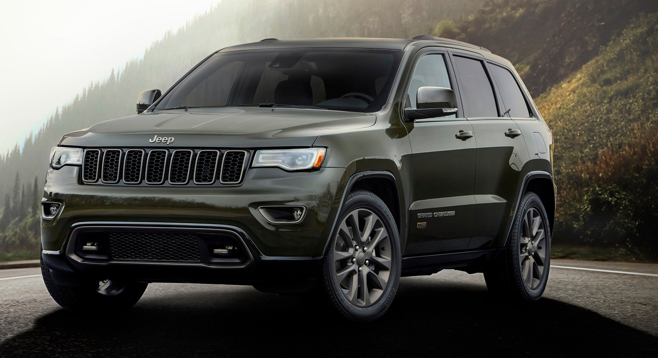 Jeep 75th Anniversary models revealed, Australian launch confirmed - photos | CarAdvice