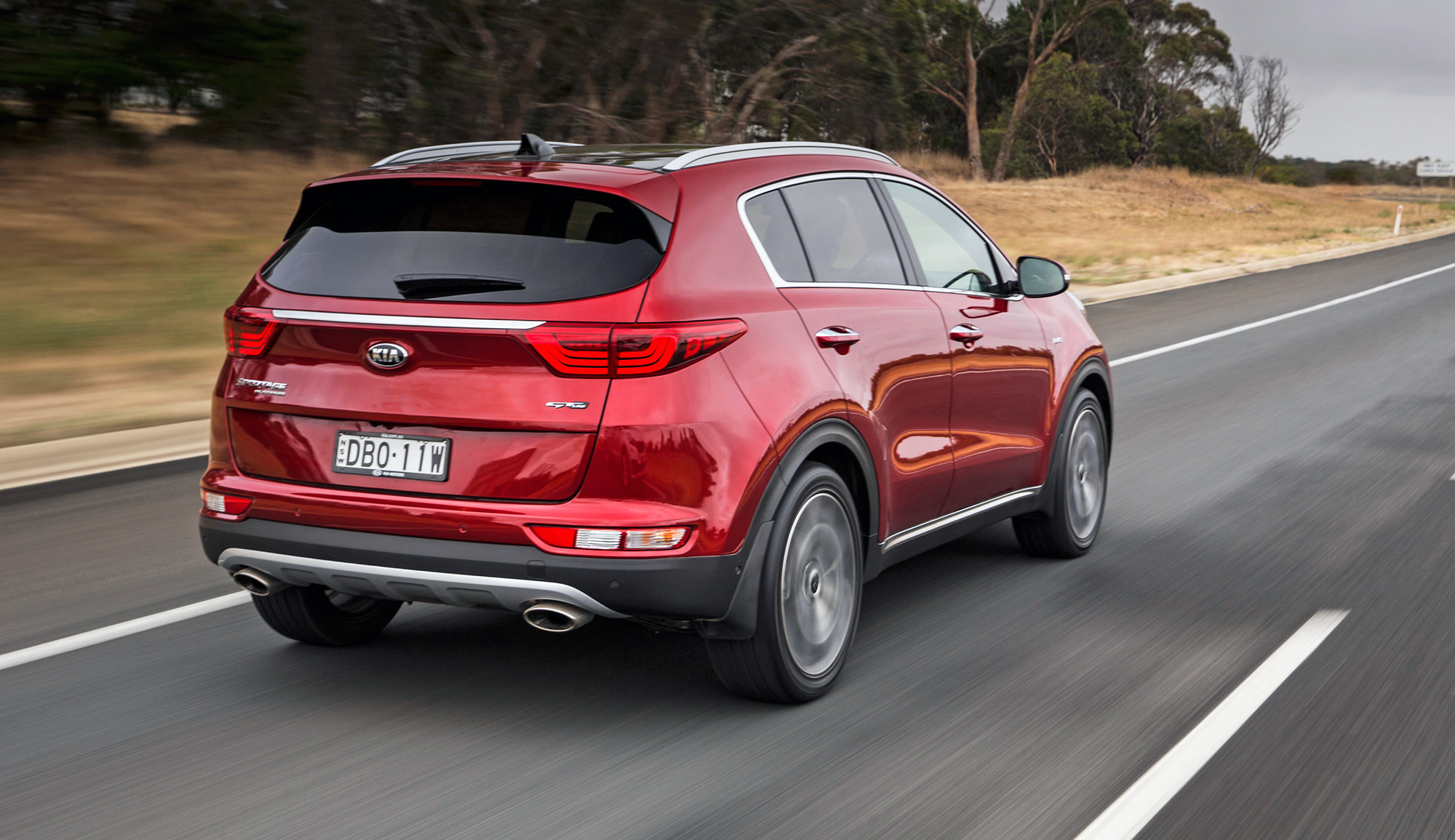 2016 kia sportage pricing and specifications photos caradvice. Black Bedroom Furniture Sets. Home Design Ideas