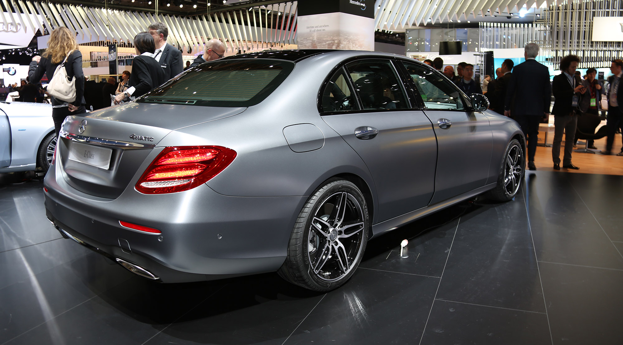2016 Mercedes Benz E Class: Australian Launch Line Up Confirmed
