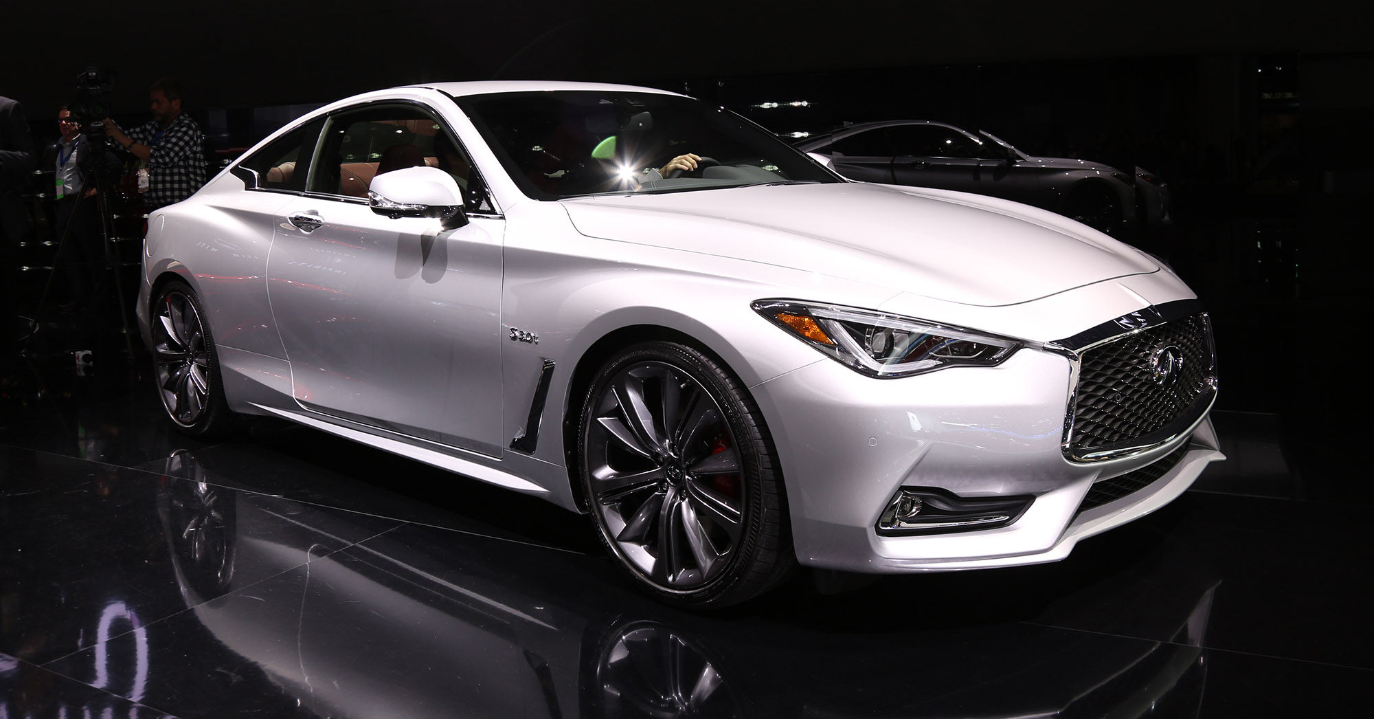 2017 Infiniti Q50 Specs >> 2017 Infiniti Q60 revealed, Australian debut later this year - Photos (1 of 31)