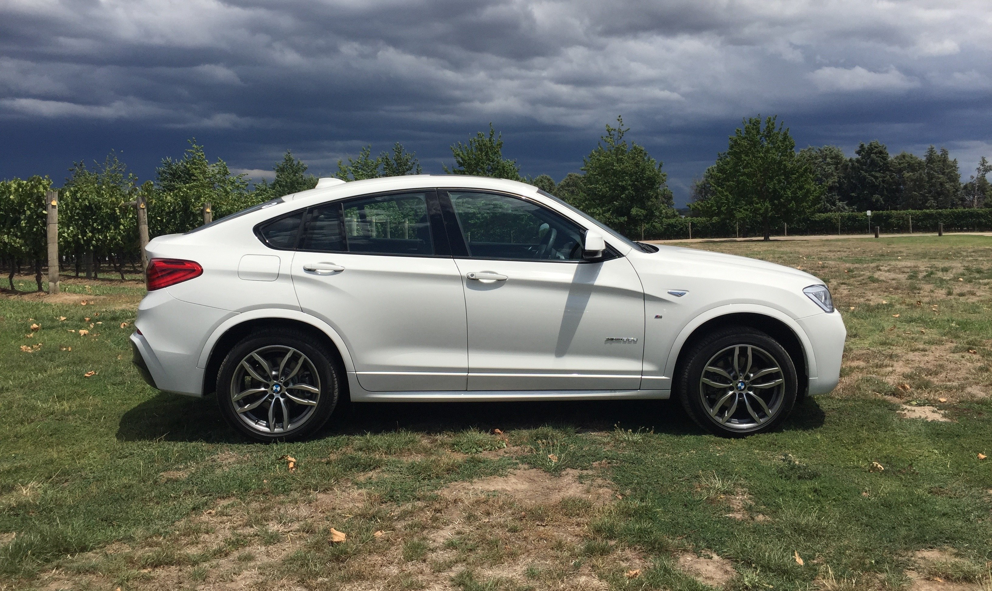 2016 BMW X4 xDrive35d Review | CarAdvice