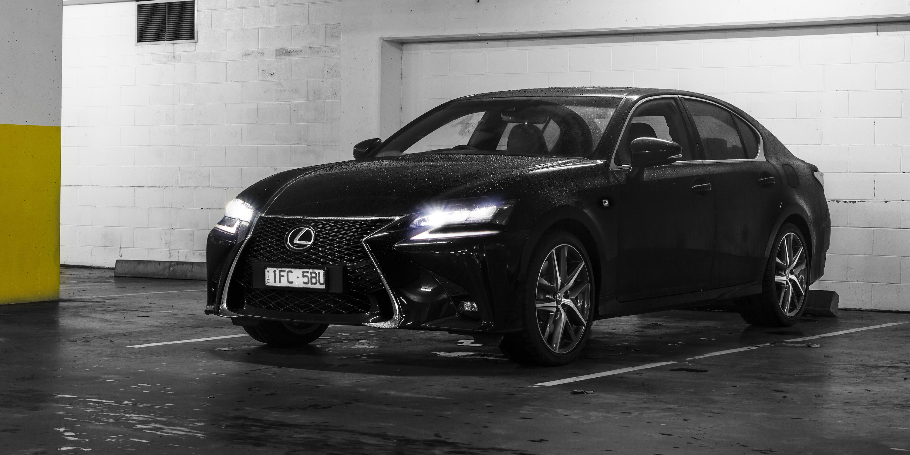 2016 lexus gs350 f sport review photos caradvice. Black Bedroom Furniture Sets. Home Design Ideas