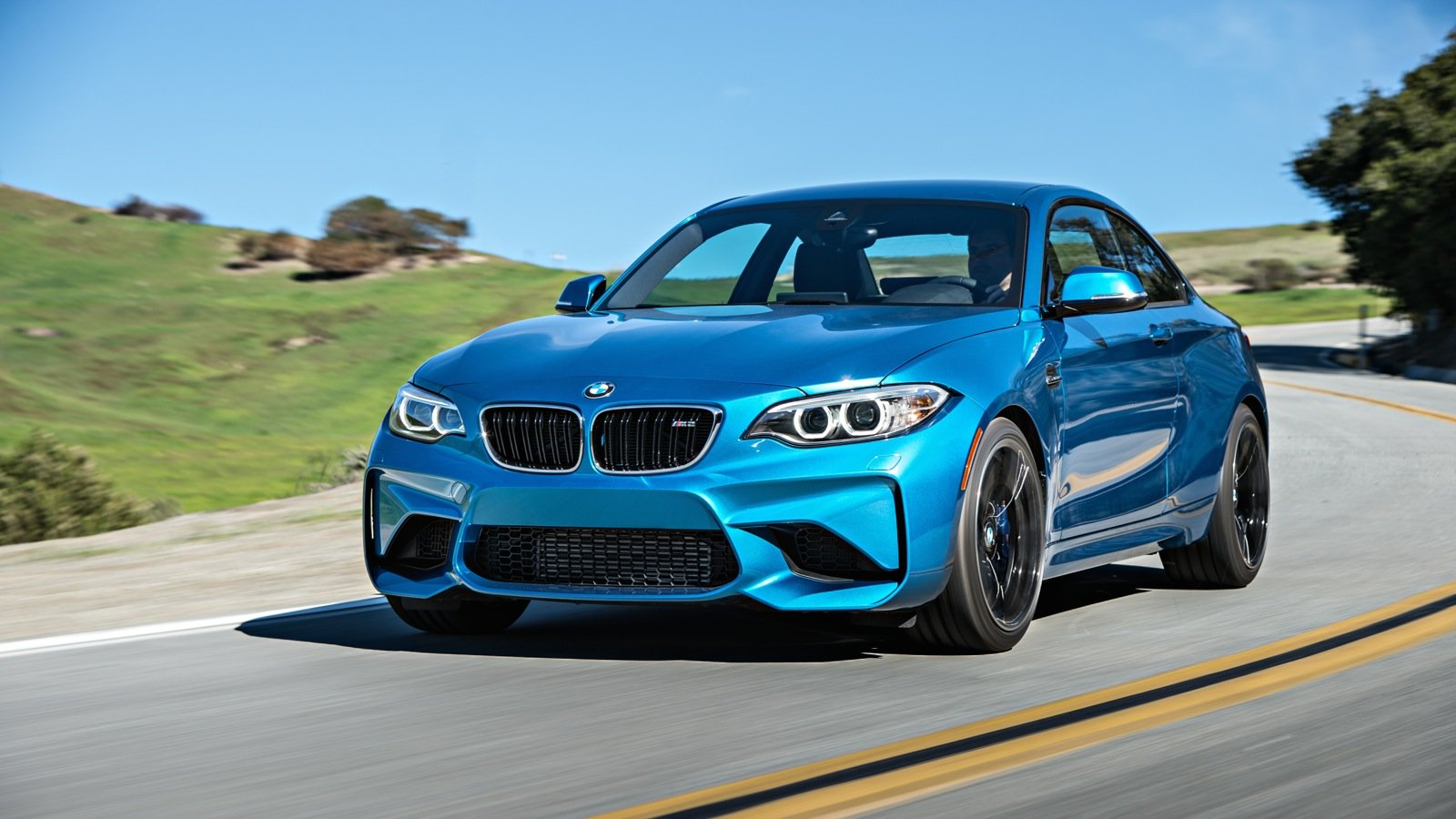 2016 bmw m2 review caradvice. Black Bedroom Furniture Sets. Home Design Ideas