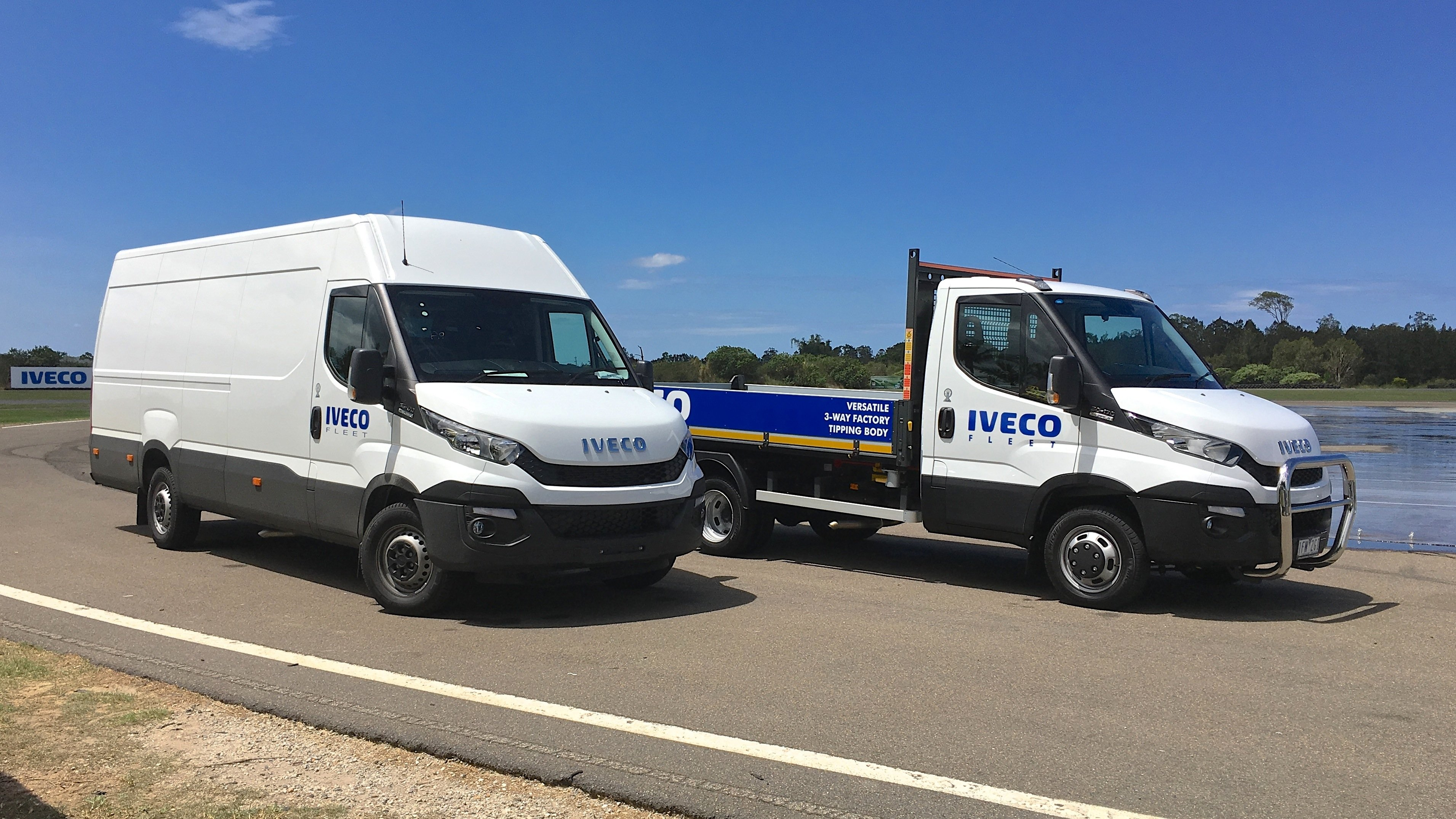 2016 Iveco Daily Review: Quick drive - photos | CarAdvice