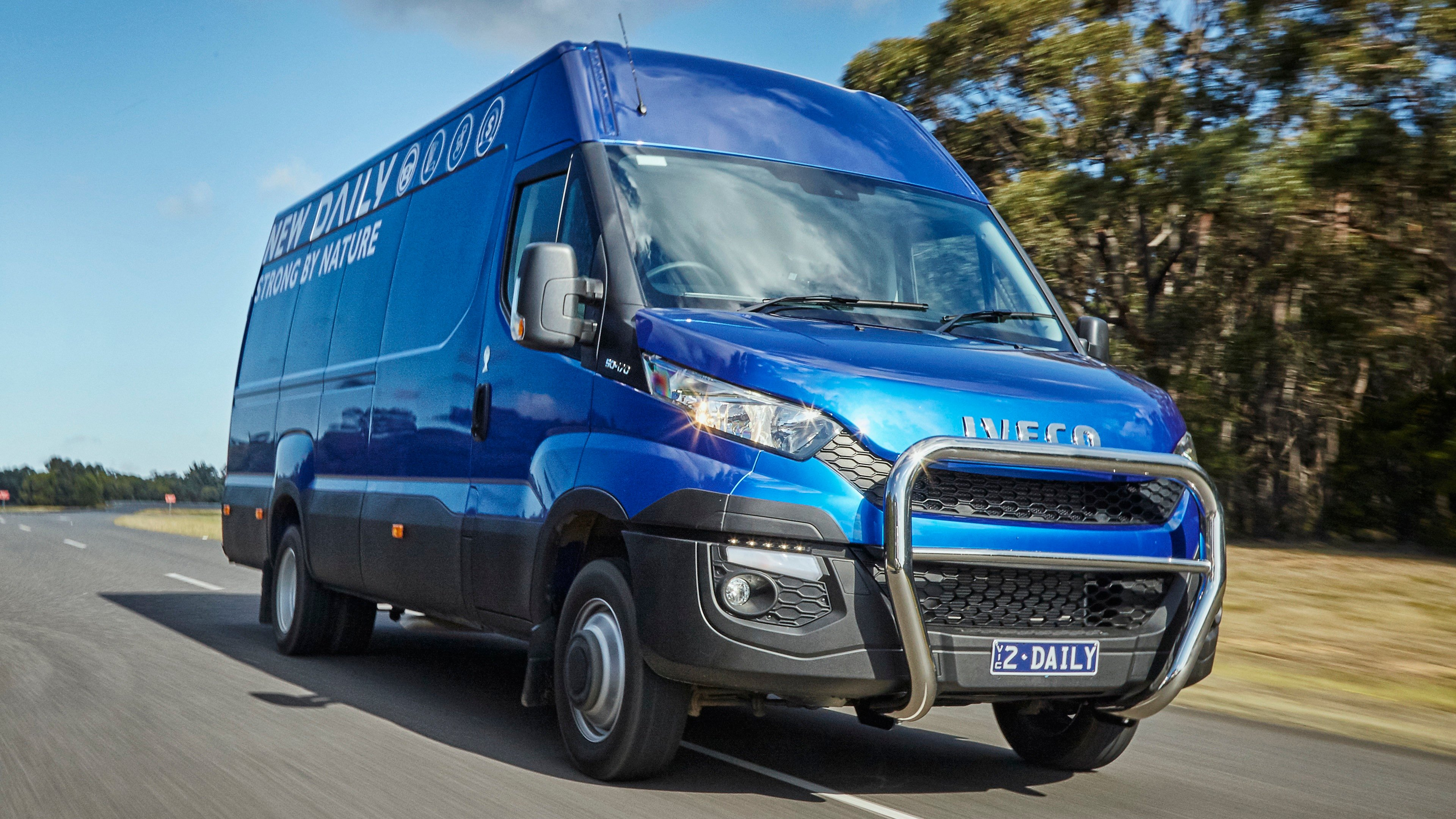 Toyota 2016 Models >> 2016 Iveco Daily Review: Quick drive - photos | CarAdvice