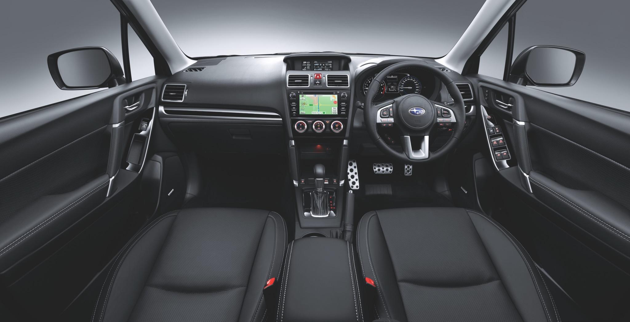 2016 Subaru Forester Review   CarAdvice