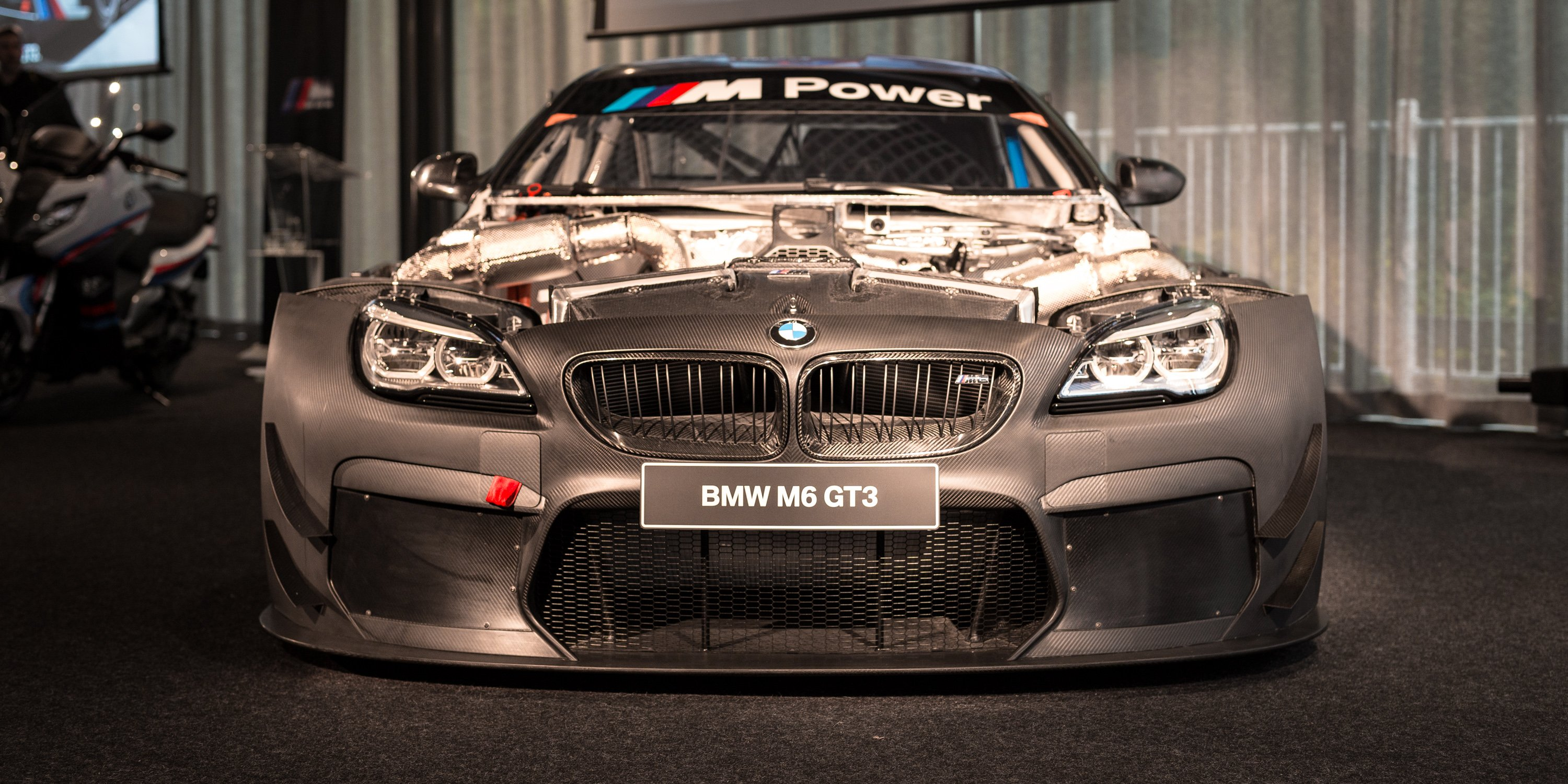 2016 BMW M6 GT3: twin-turbo racer unveiled in Melbourne ...