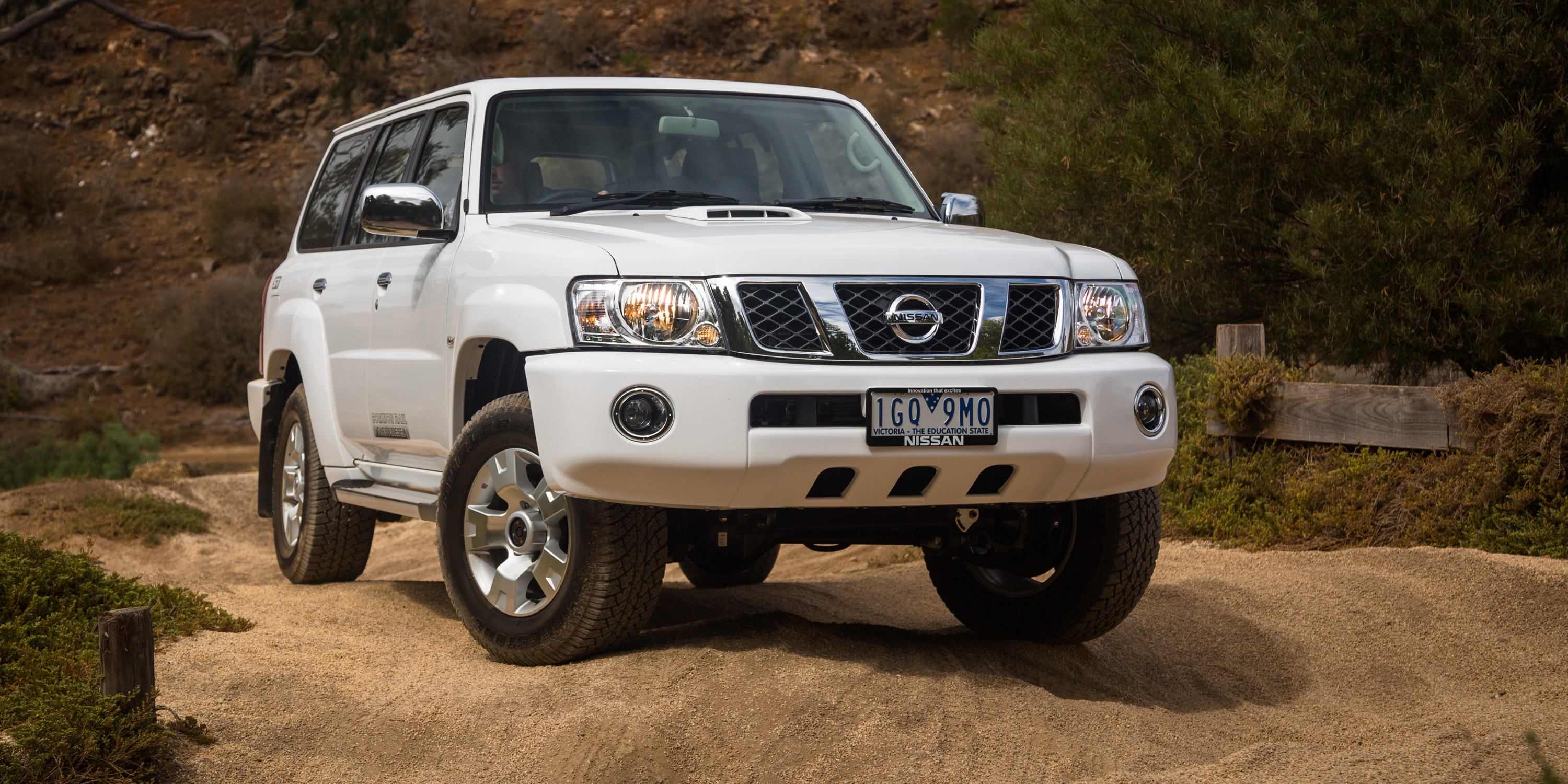2016 Nissan Patrol St Y61 Review Photos Caradvice