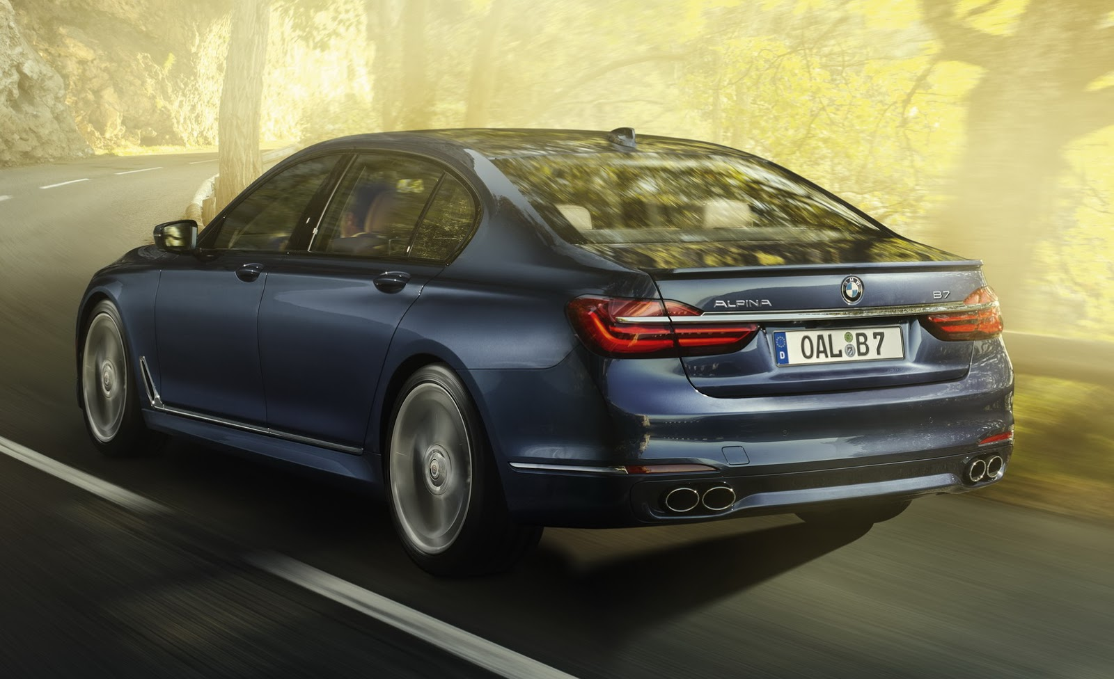 BMW Alpina B Revealed Photos Of - B7 bmw price