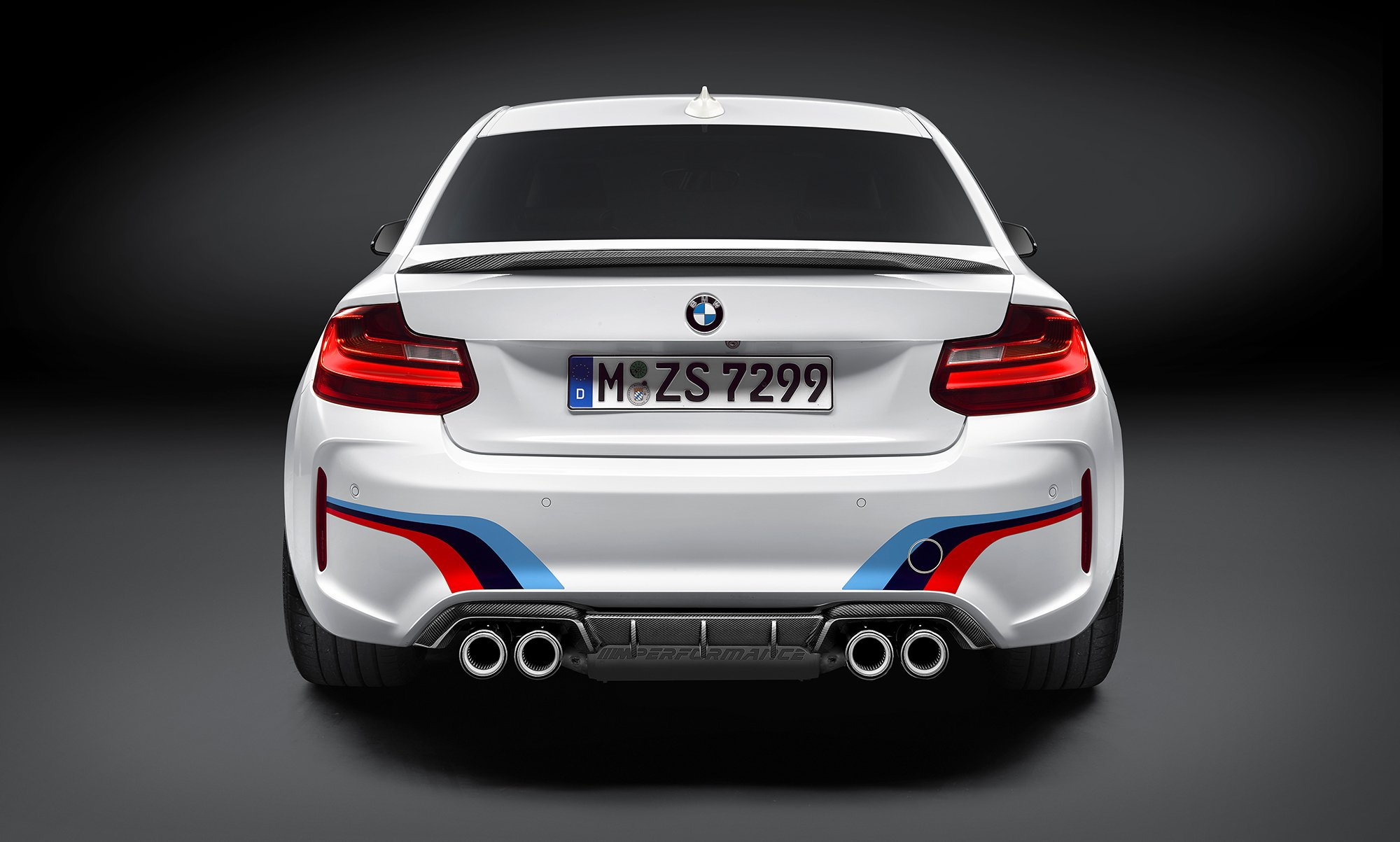 2016 Bmw M2 M Performance Parts Detailed Ahead Of Geneva