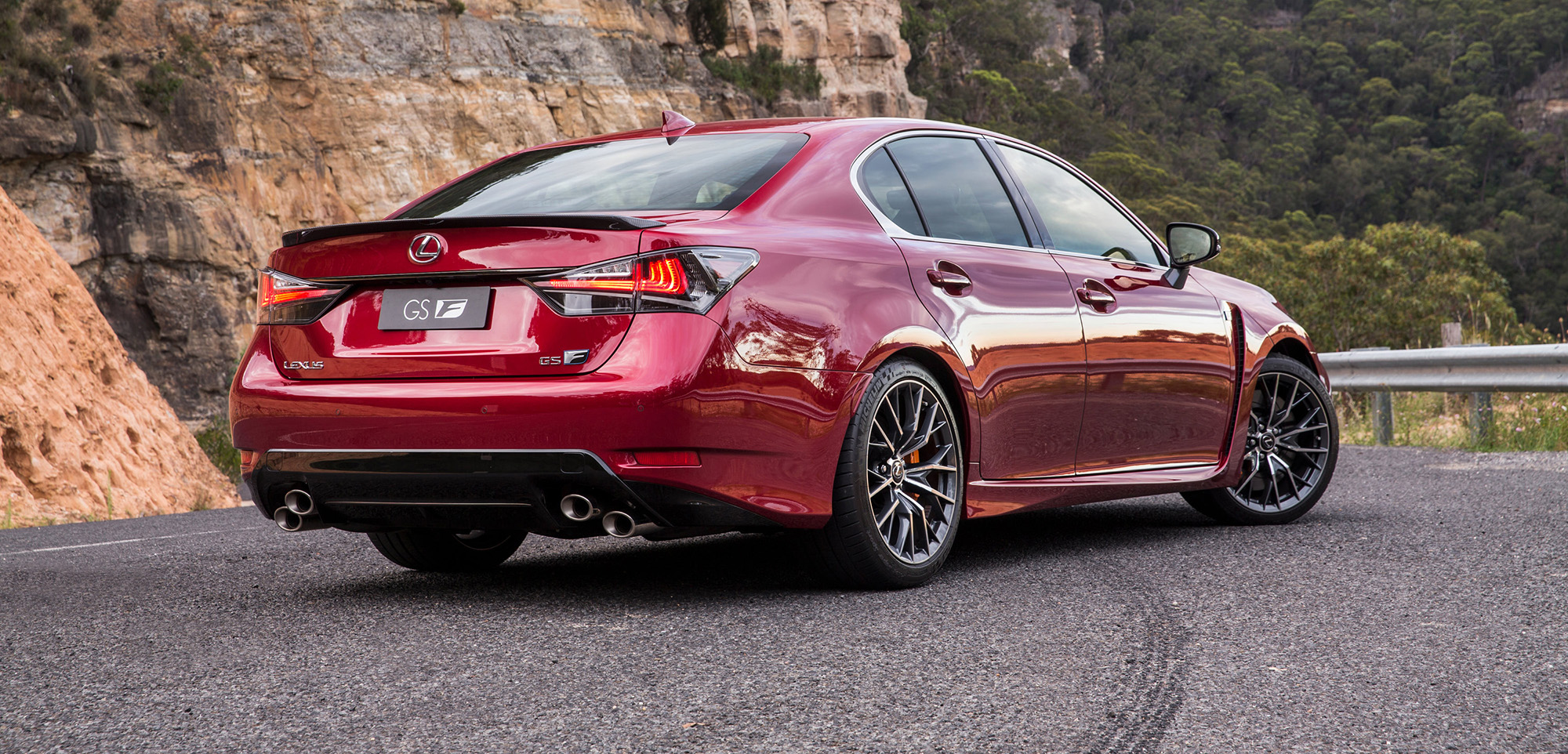 2016 Lexus GSF pricing and specifications - photos | CarAdvice