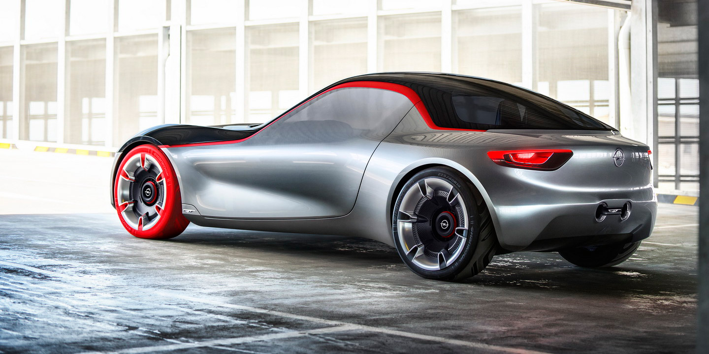 Opel Gt Concept Interior Revealed Photos Caradvice