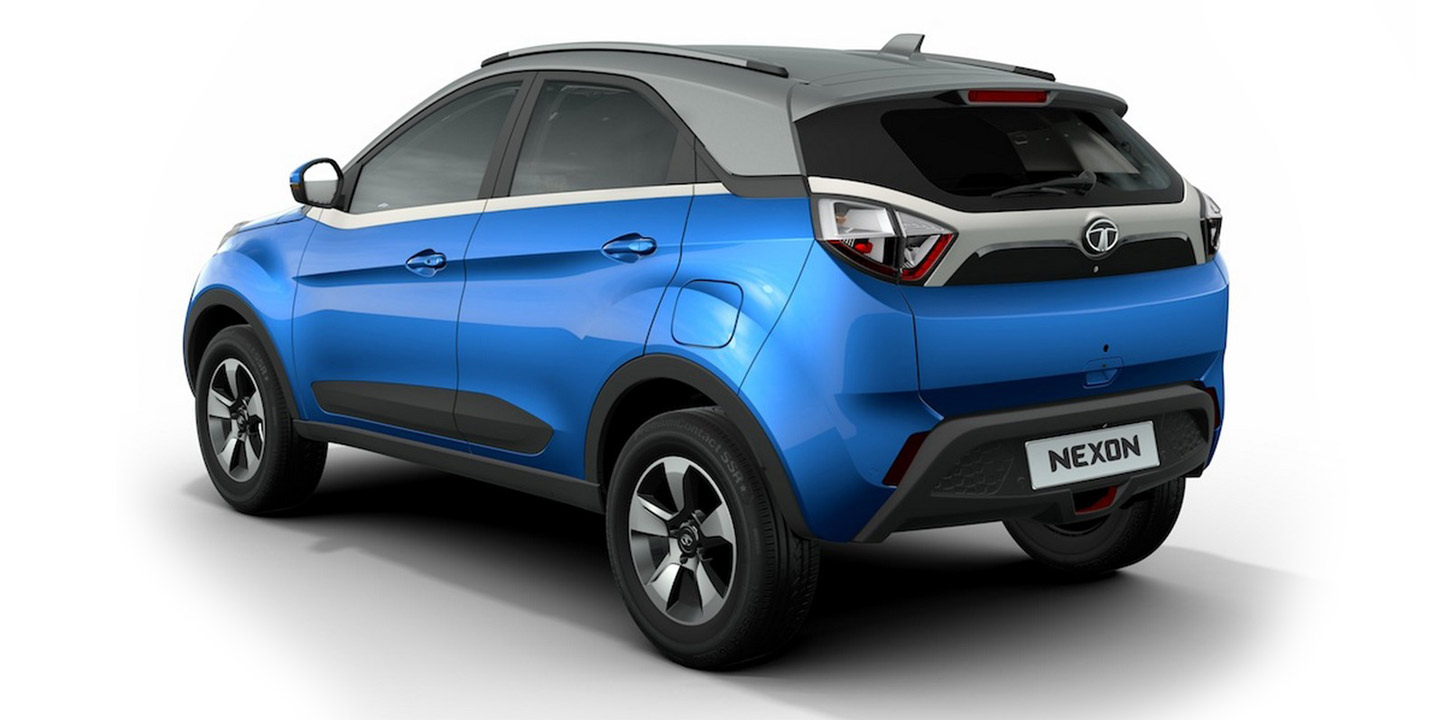 Tata Nexon revealed for Indian market - photos | CarAdvice