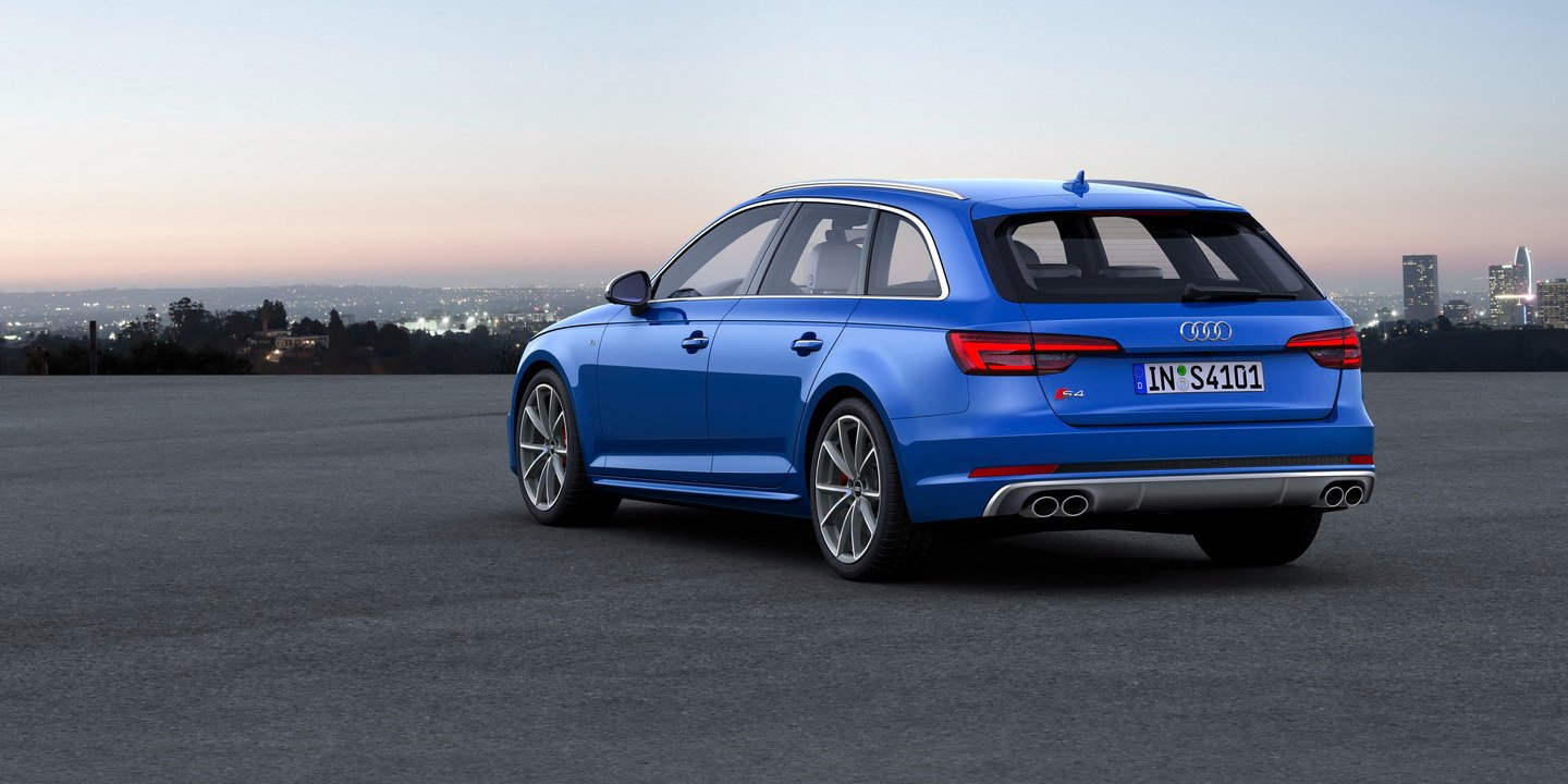 2017 Audi S4 Avant Launches In Europe Australian Launch Due Later This Year Photos Caradvice