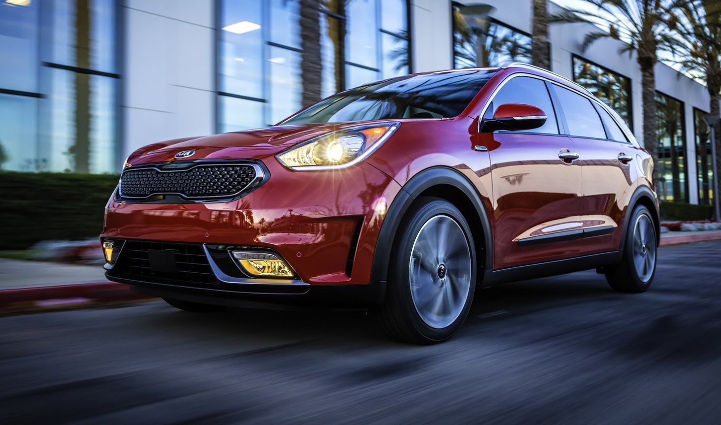 kia niro hybrid suv unveiled photos caradvice. Black Bedroom Furniture Sets. Home Design Ideas