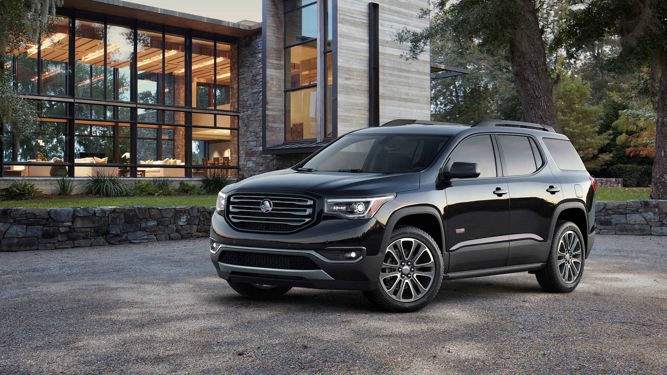 Holden looking to GMC Acadia to fill large SUV gap ...