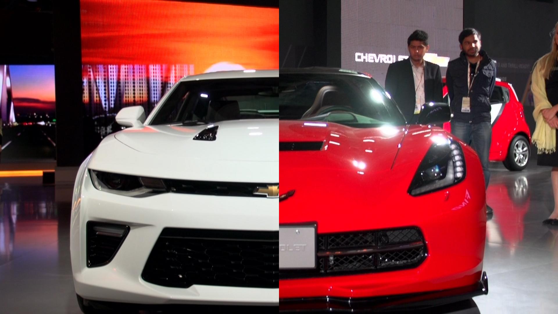 Chevrolet Camaro Vs Corvette Sringray on 2016 Camaro Ss Vs Mustang Gt