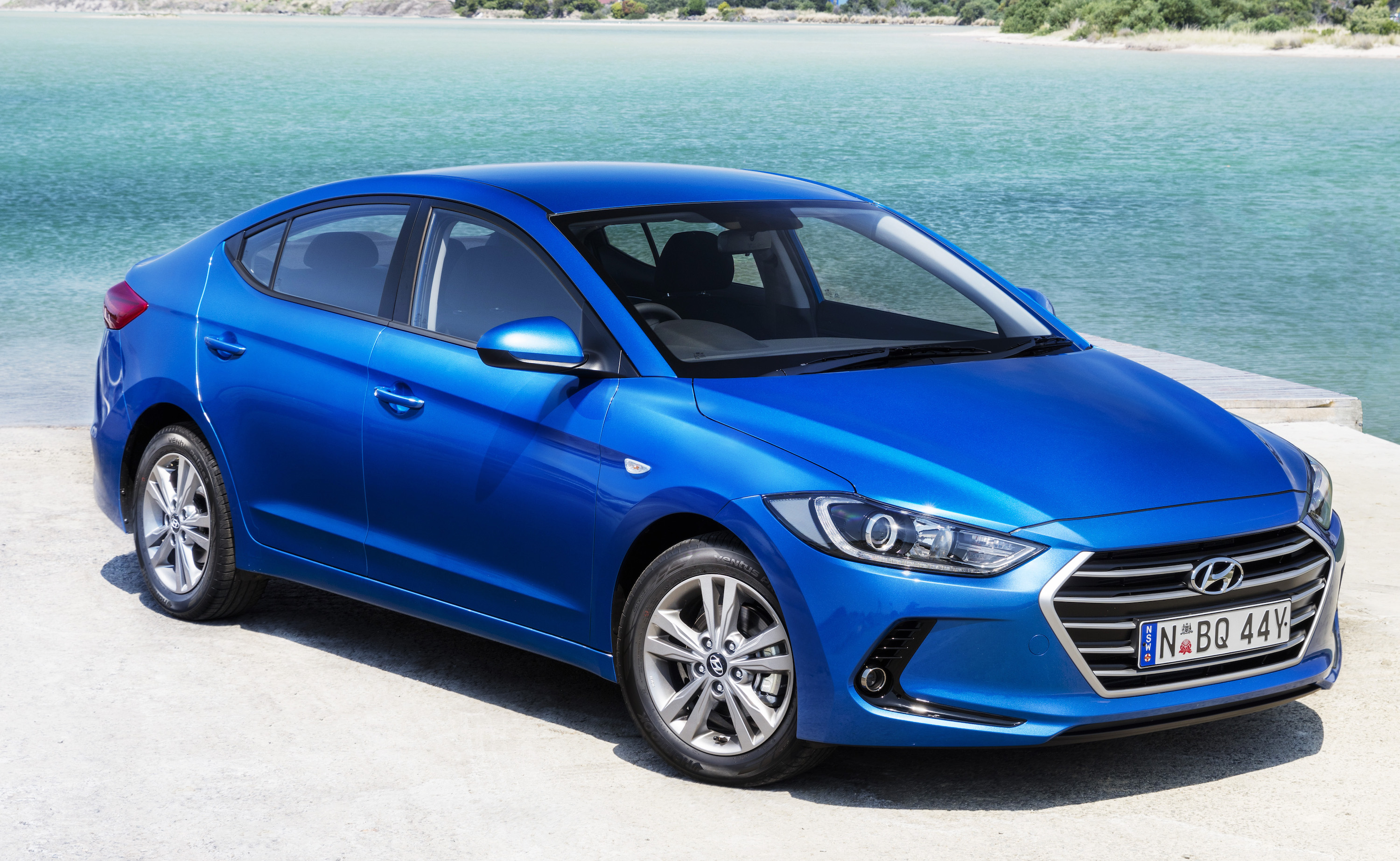 2016 Hyundai Elantra Review - photos | CarAdvice