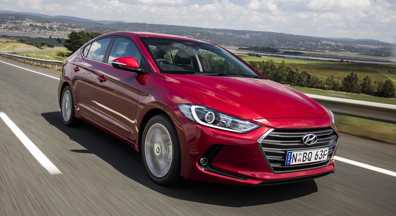 2016 Hyundai Santa Fe >> 2016 Hyundai Elantra Review - photos | CarAdvice