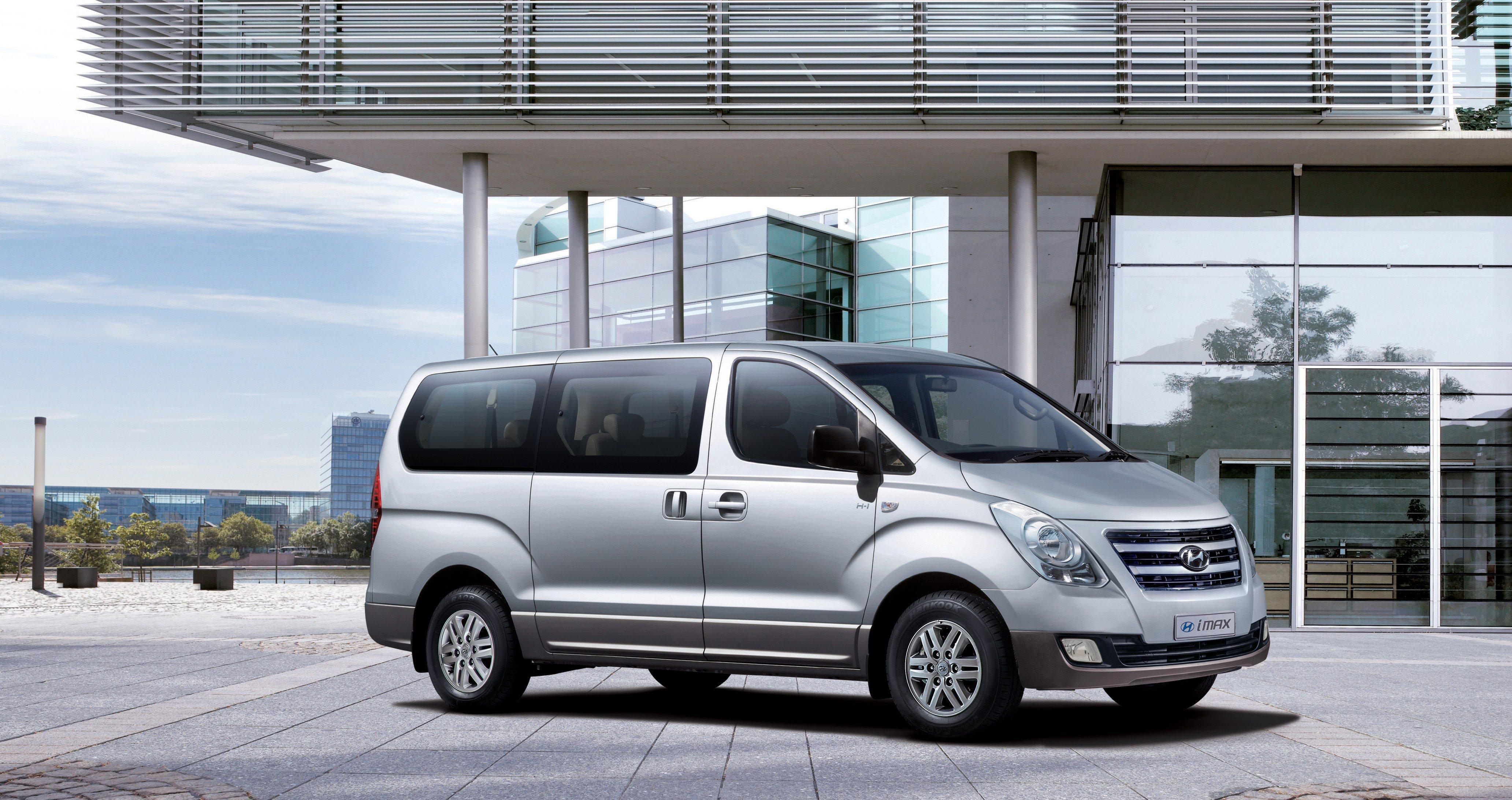 2016 Hyundai iLoad, iMax Series II pricing and ...