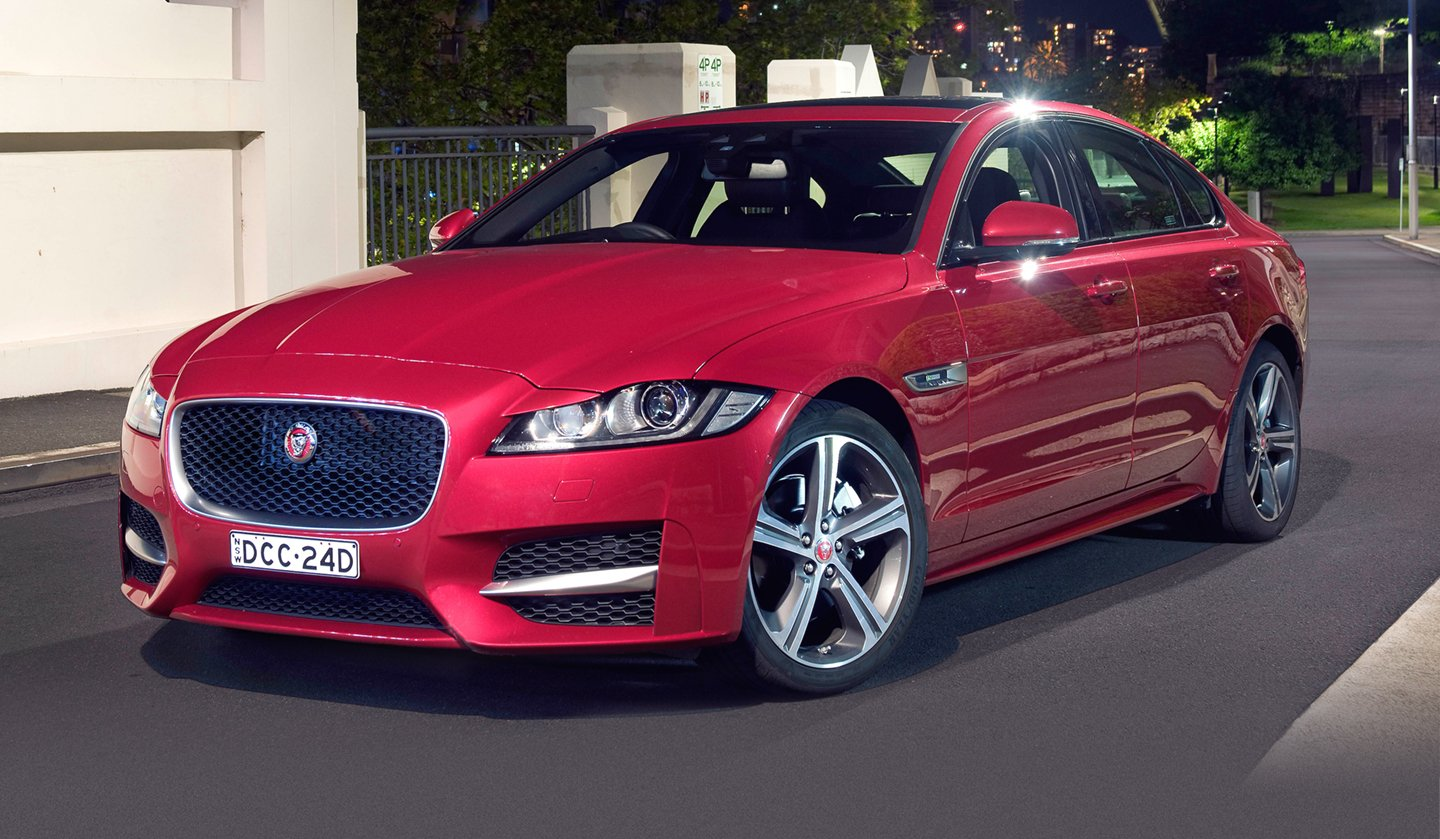 2016 Jaguar Xf Review First Australian Drive Caradvice