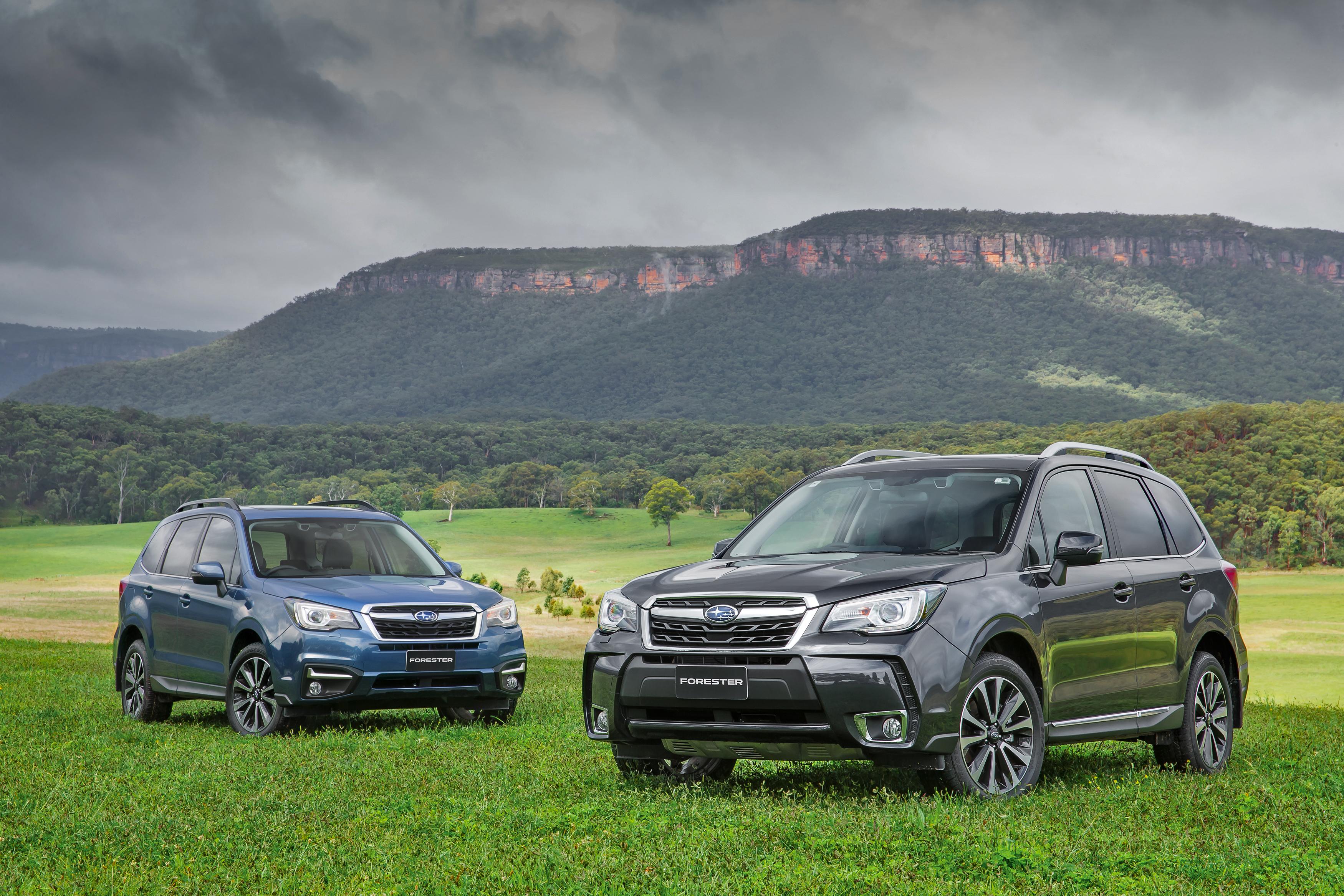 2016 Subaru Forester Review Photos Caradvice