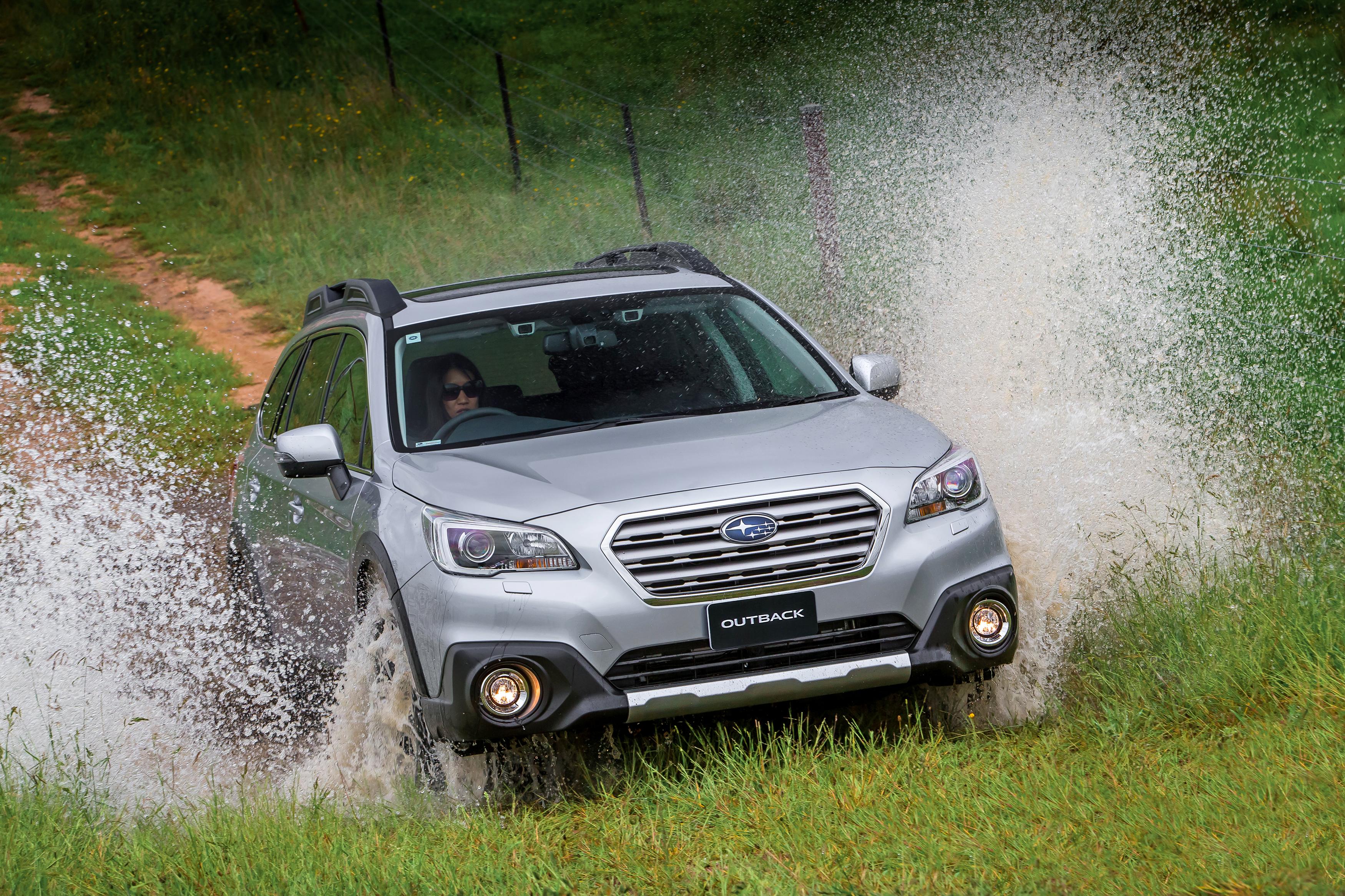 2016 Subaru Outback Review - photos | CarAdvice