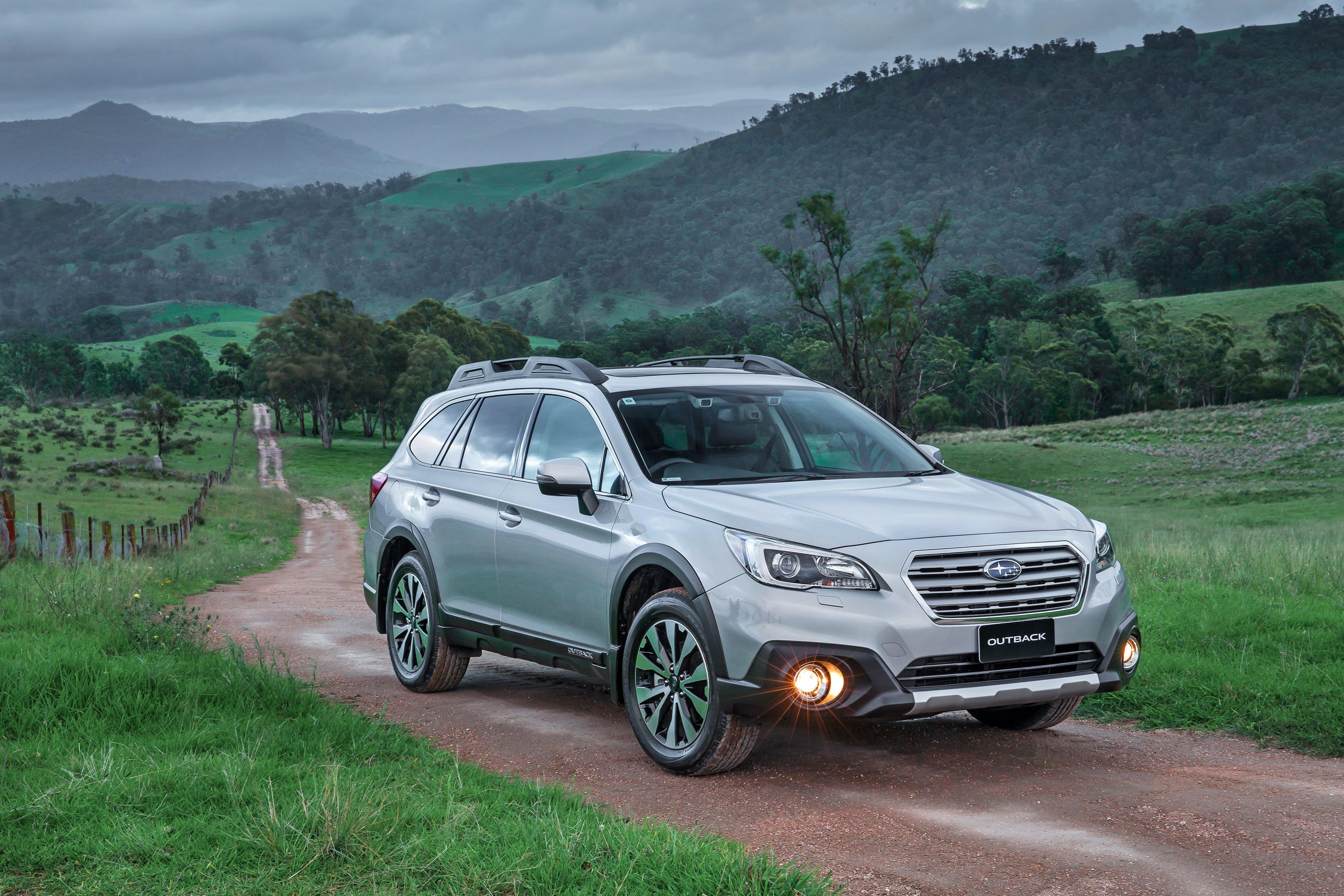 Subaru Forester 2019 Review >> 2016 Subaru Outback Review - photos | CarAdvice