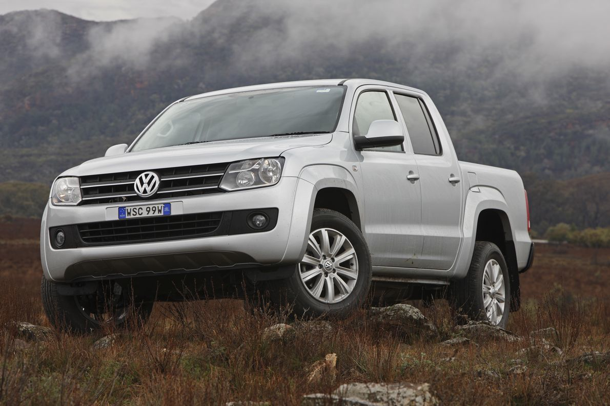 Volkswagen Amarok Recalled First Vw Australia Diesel