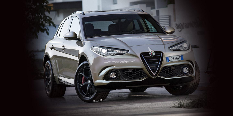 New Bmw X7 2018 >> Alfa Romeo Stelvio name confirmed for new SUV, Giulia production starts March - photos | CarAdvice