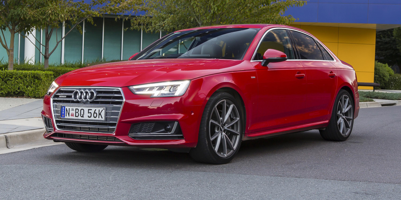 Audi A4 2017 Specs >> 2016 Audi A4 Review | CarAdvice