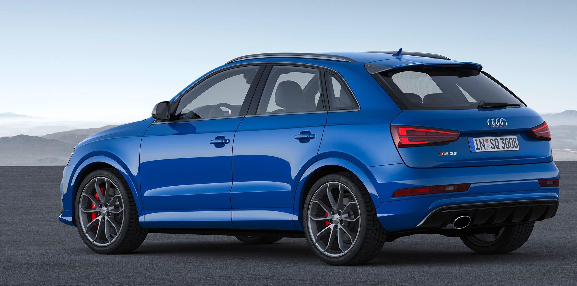 2017 Audi Rs Q3 Performance Revealed Australian Debut