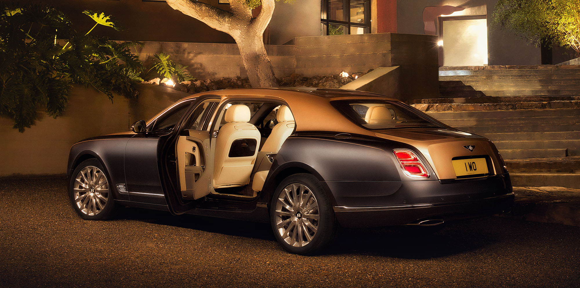 2017 Bentley Mulsanne Facelift And Extended Wheelbase