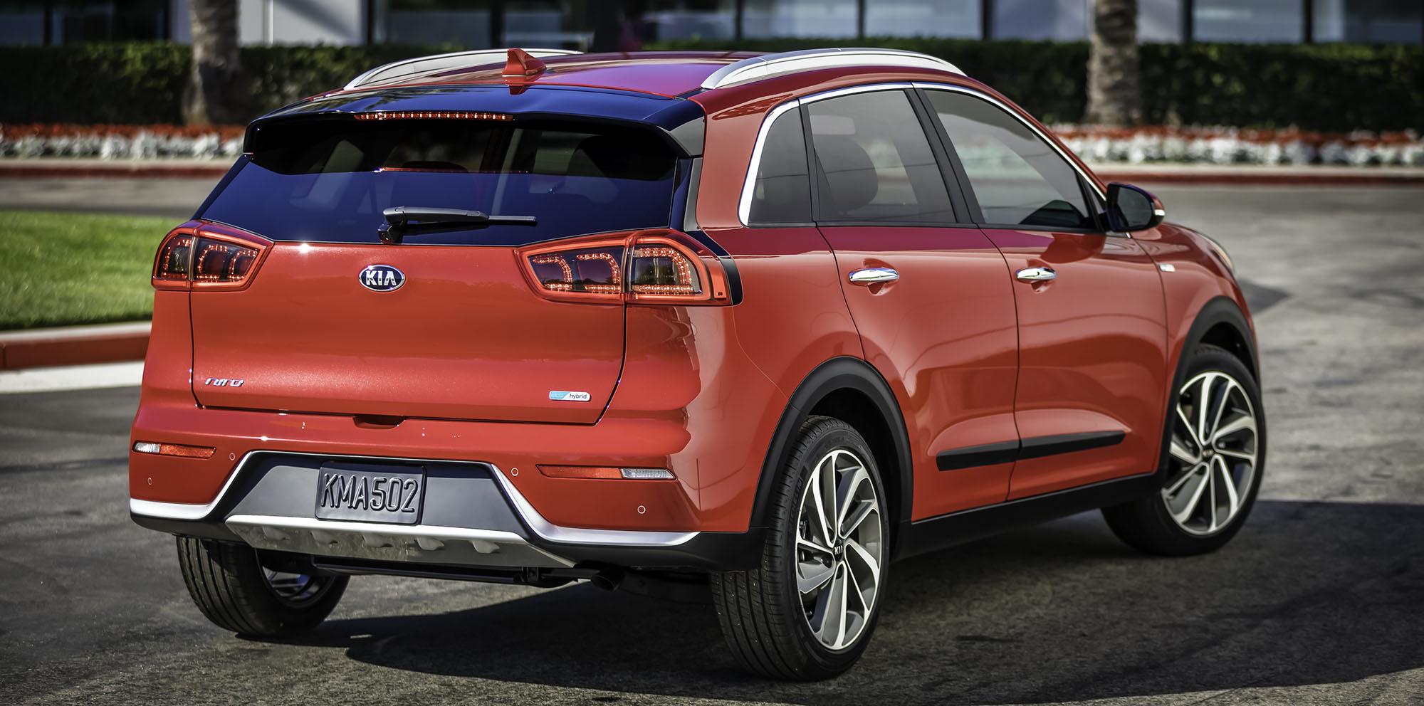 Kia Niro hybrid SUV unveiled - photos | CarAdvice