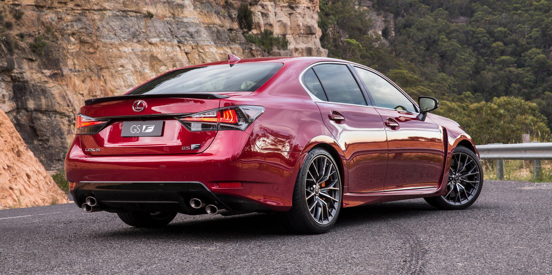 2016 Lexus Gs F Review Caradvice