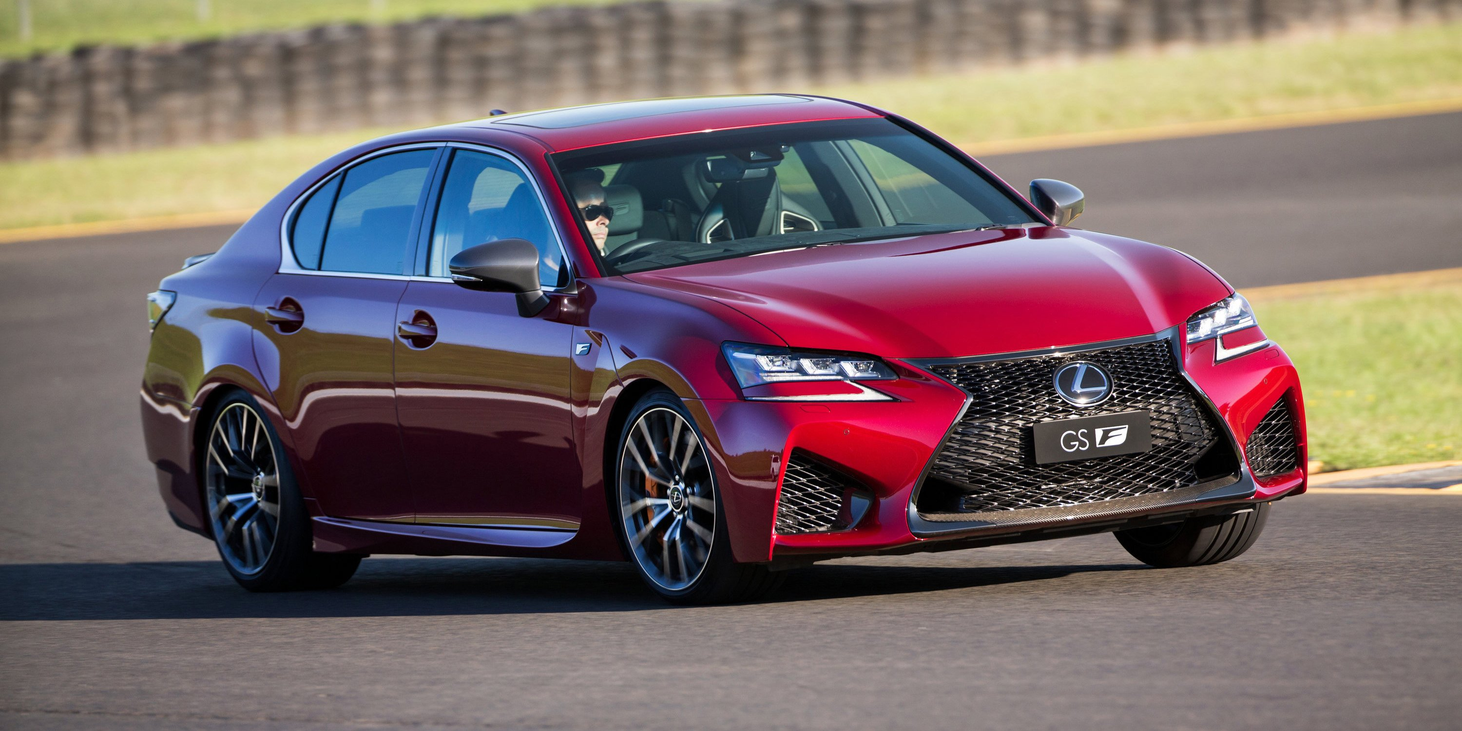 2016 Lexus Gs F Review Caradvice