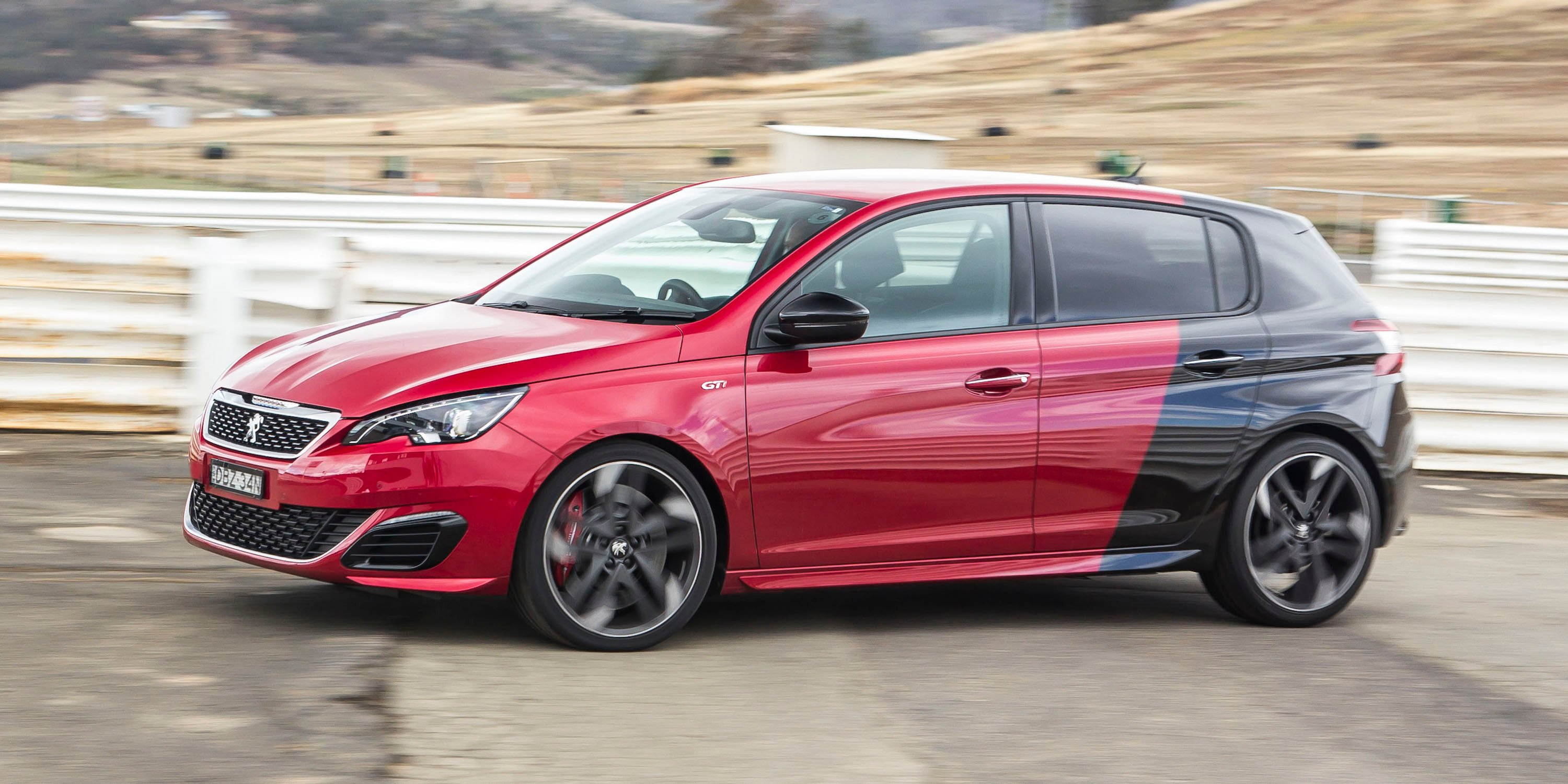 Peugeot Convertibles 2017 >> 2016 Peugeot 308 GTi Review | CarAdvice