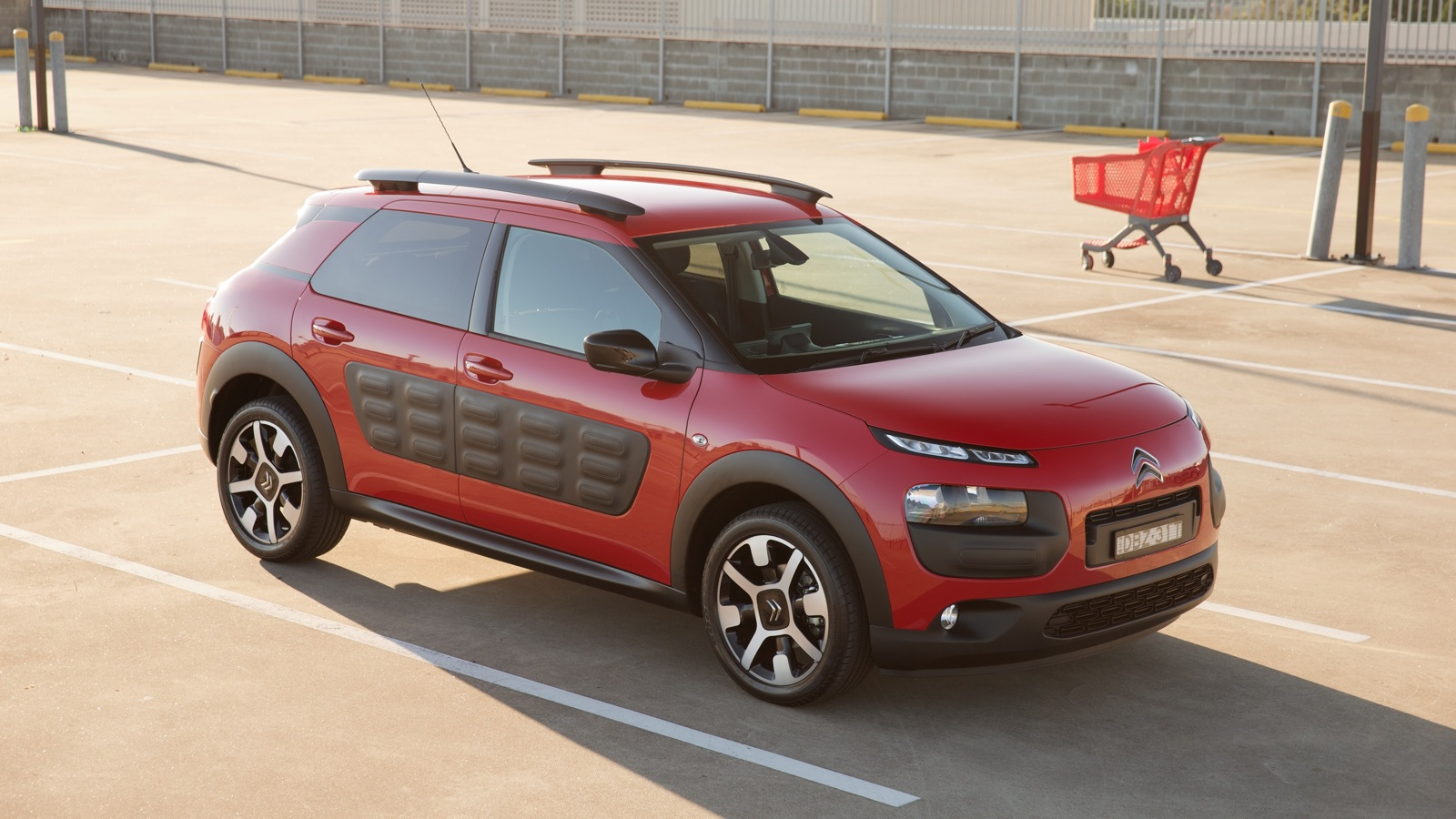 2016 citroen c4 cactus review caradvice. Black Bedroom Furniture Sets. Home Design Ideas