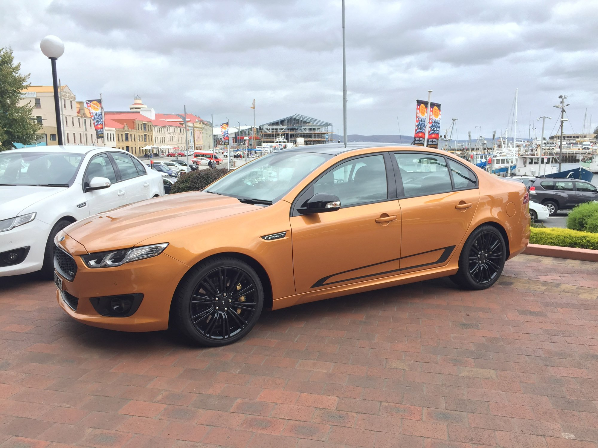 2016 Ford Falcon XR6 Sprint Review - photos | CarAdvice