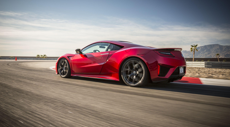 Toyota 2016 Models >> 2016 Honda NSX Review - photos | CarAdvice