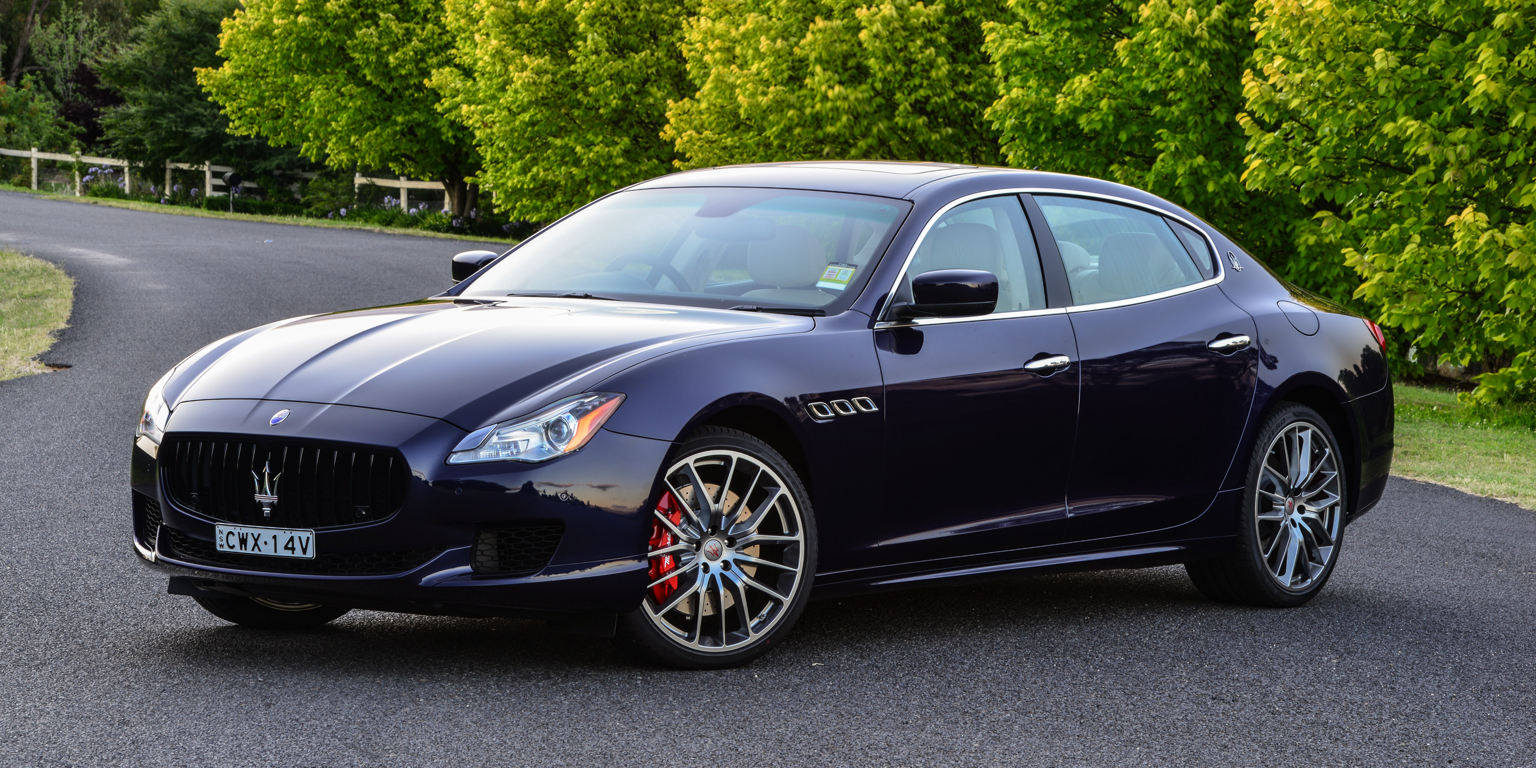 2016 Maserati Quattroporte GTS Review - photos | CarAdvice