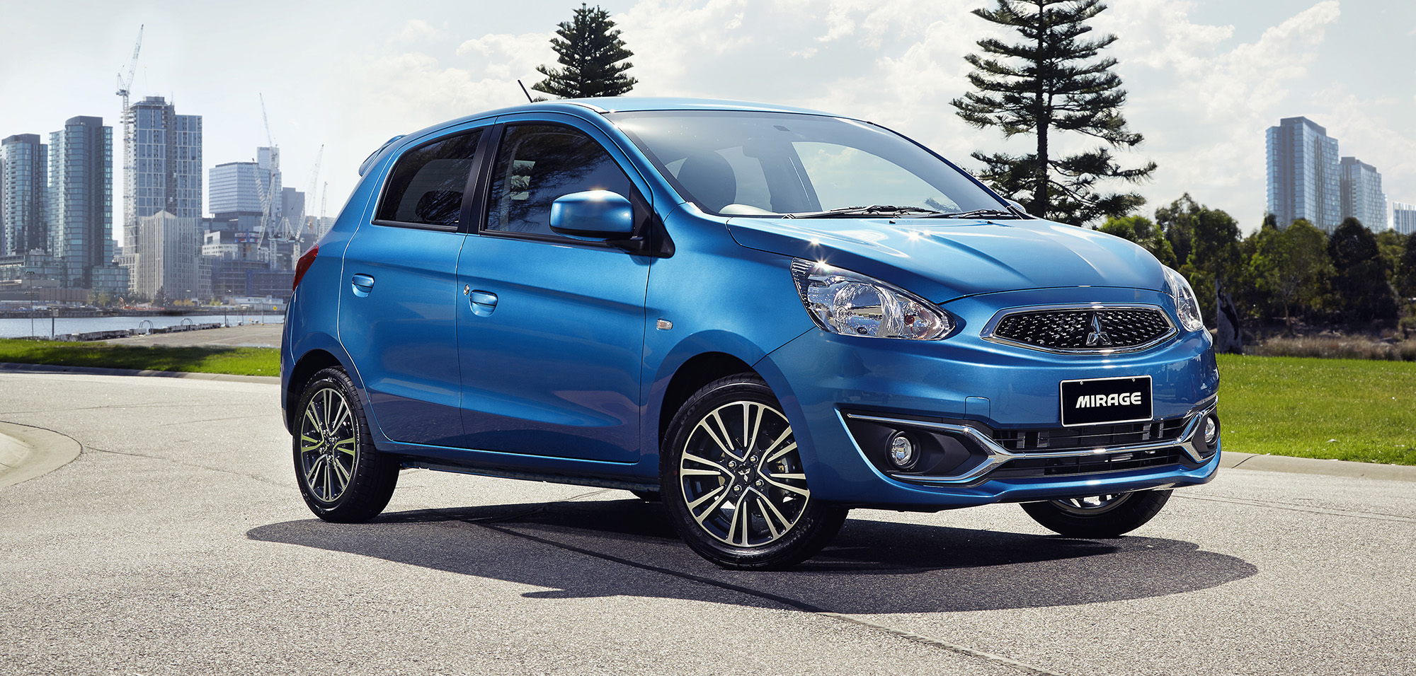 2016 Mitsubishi Mirage Pricing And Specifications