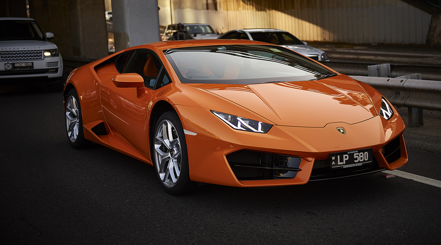 Lamborghini Huracan LP580-2 rear-wheel-drive coupe unveiled in Australia - photos | CarAdvice
